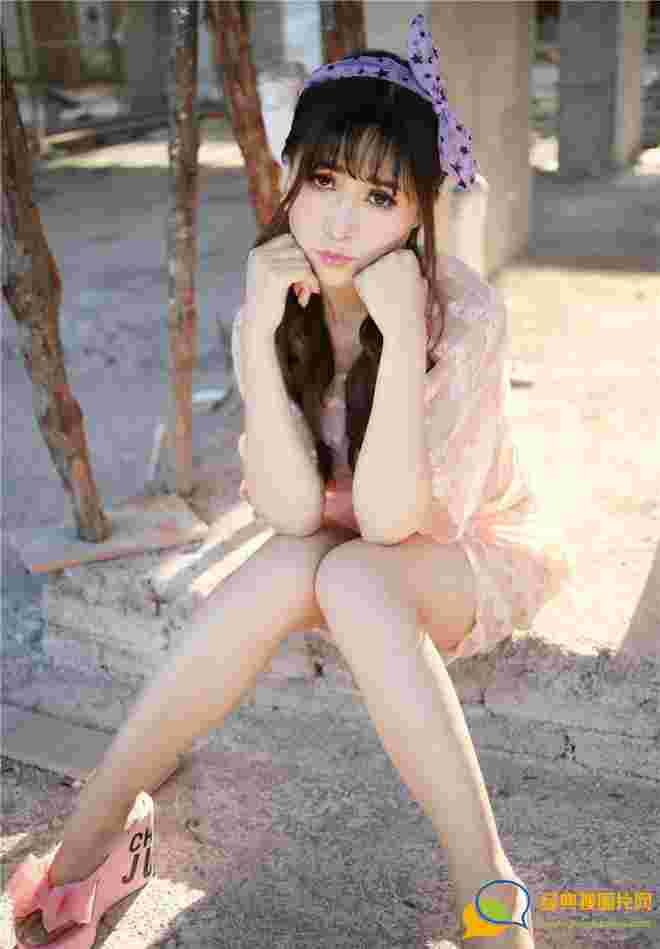 惹火性感美女张优蕾丝娇媚诱人写真