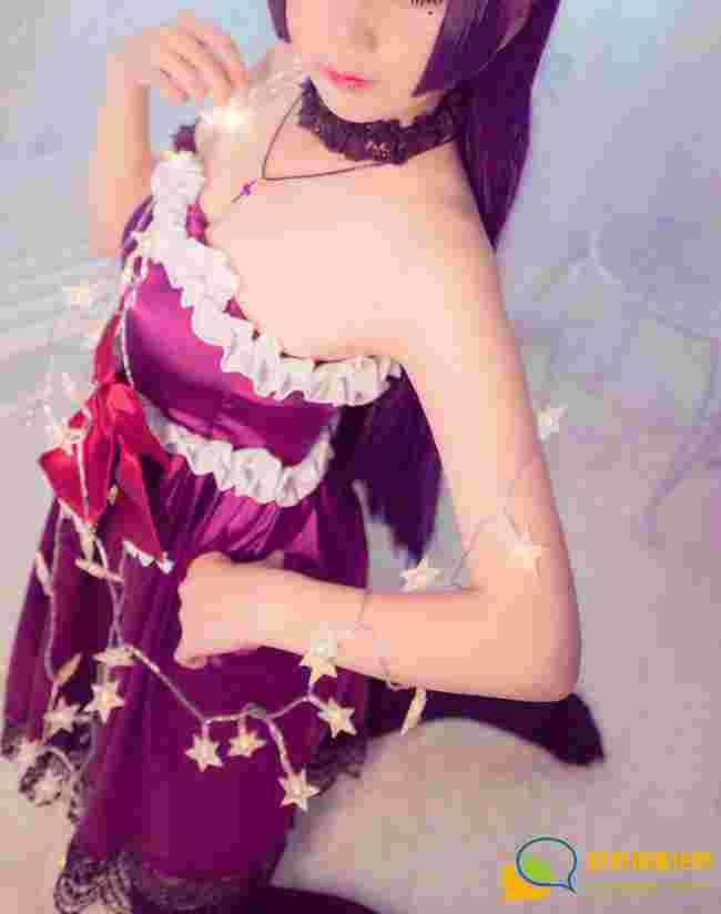 我的妹妹哪有这么可爱!五更琉璃千叶の堕天圣黑猫