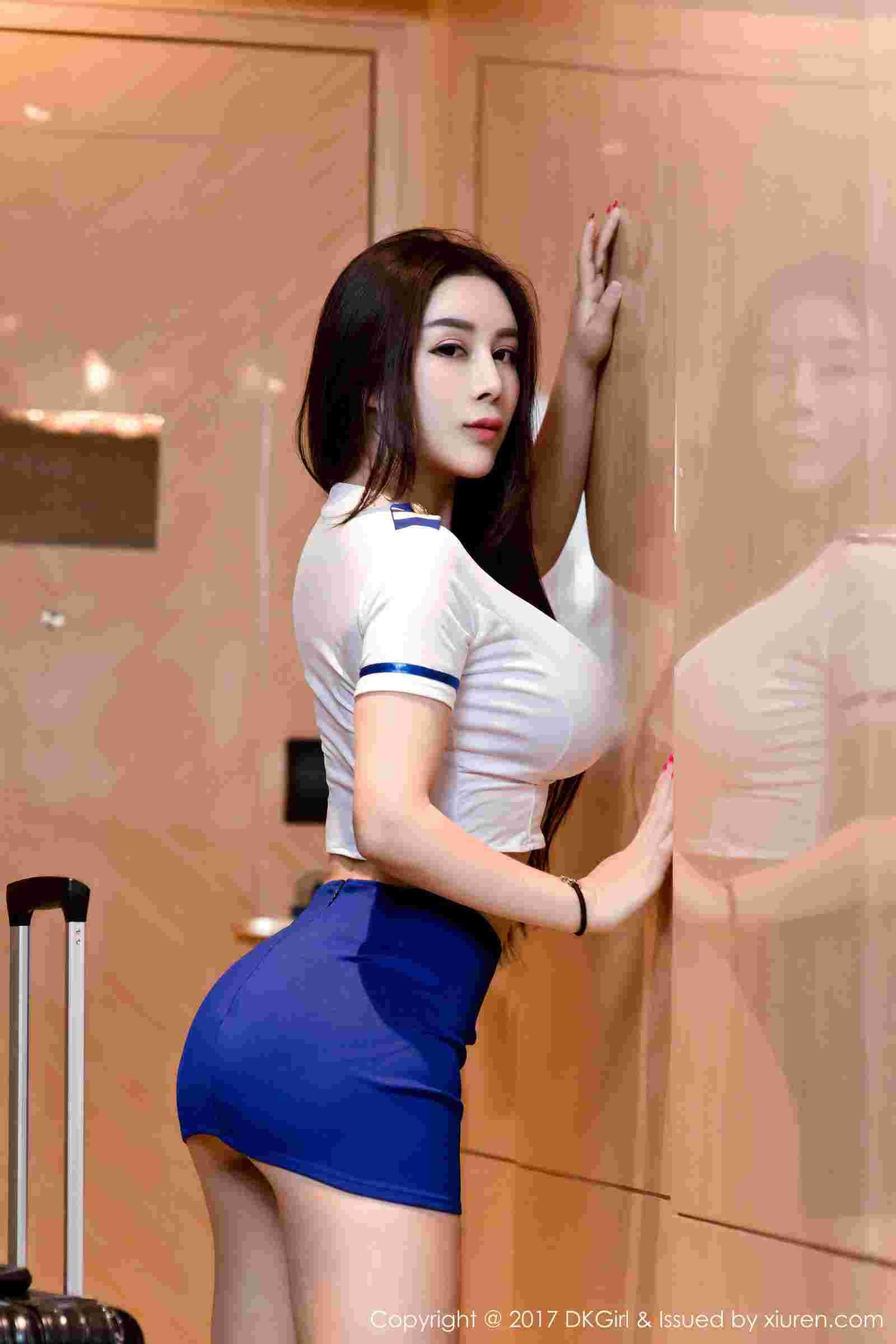 雪千寻 - 妖媚熟女,巨乳肥臀