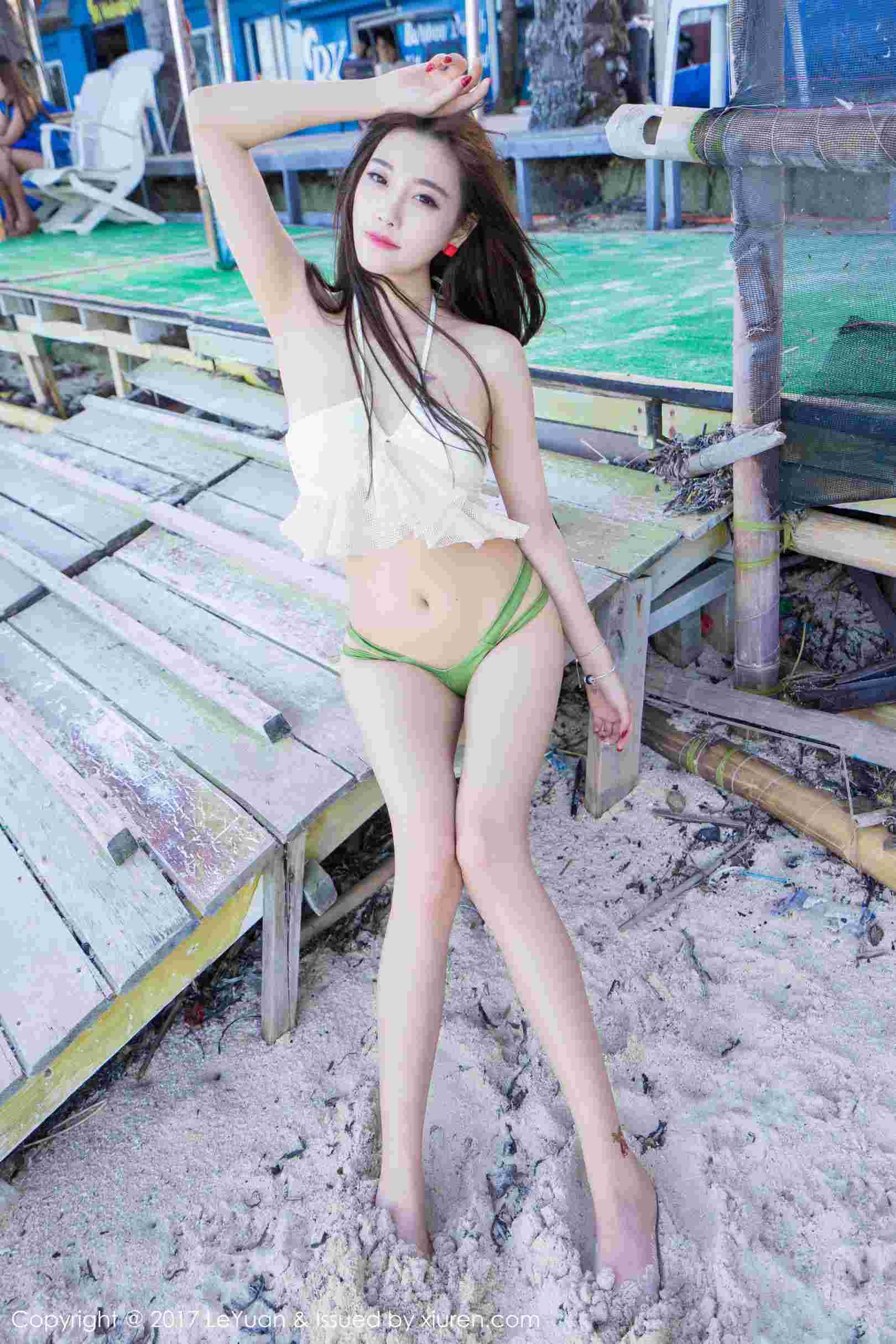 女神@杨晨晨sugar海边性感写真套图