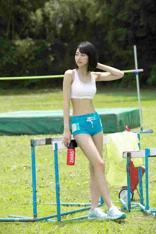 武田玲奈 Rena Takeda 部活少女