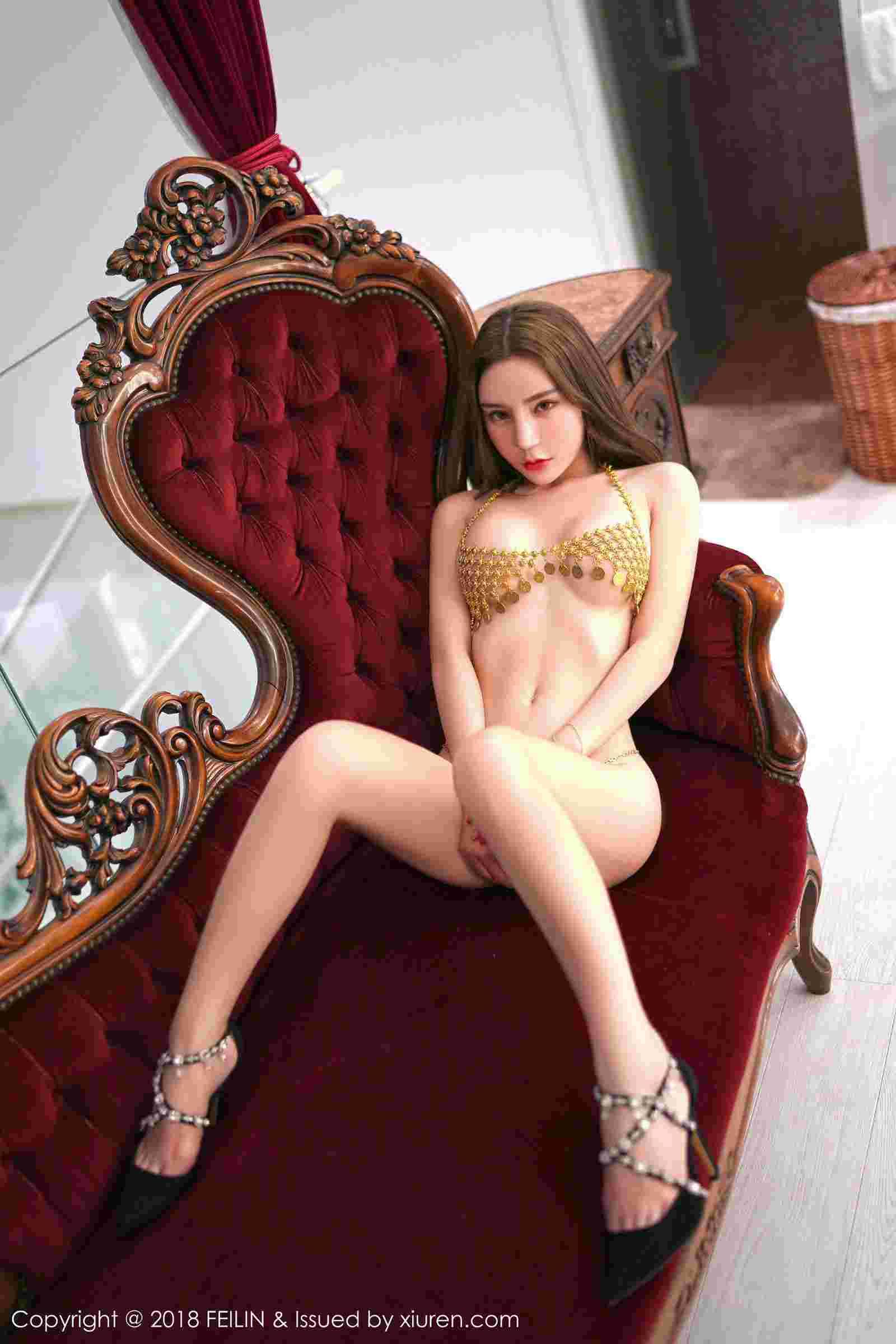 嗲囡囡美女主播@周于希dummy魅惑私房写真