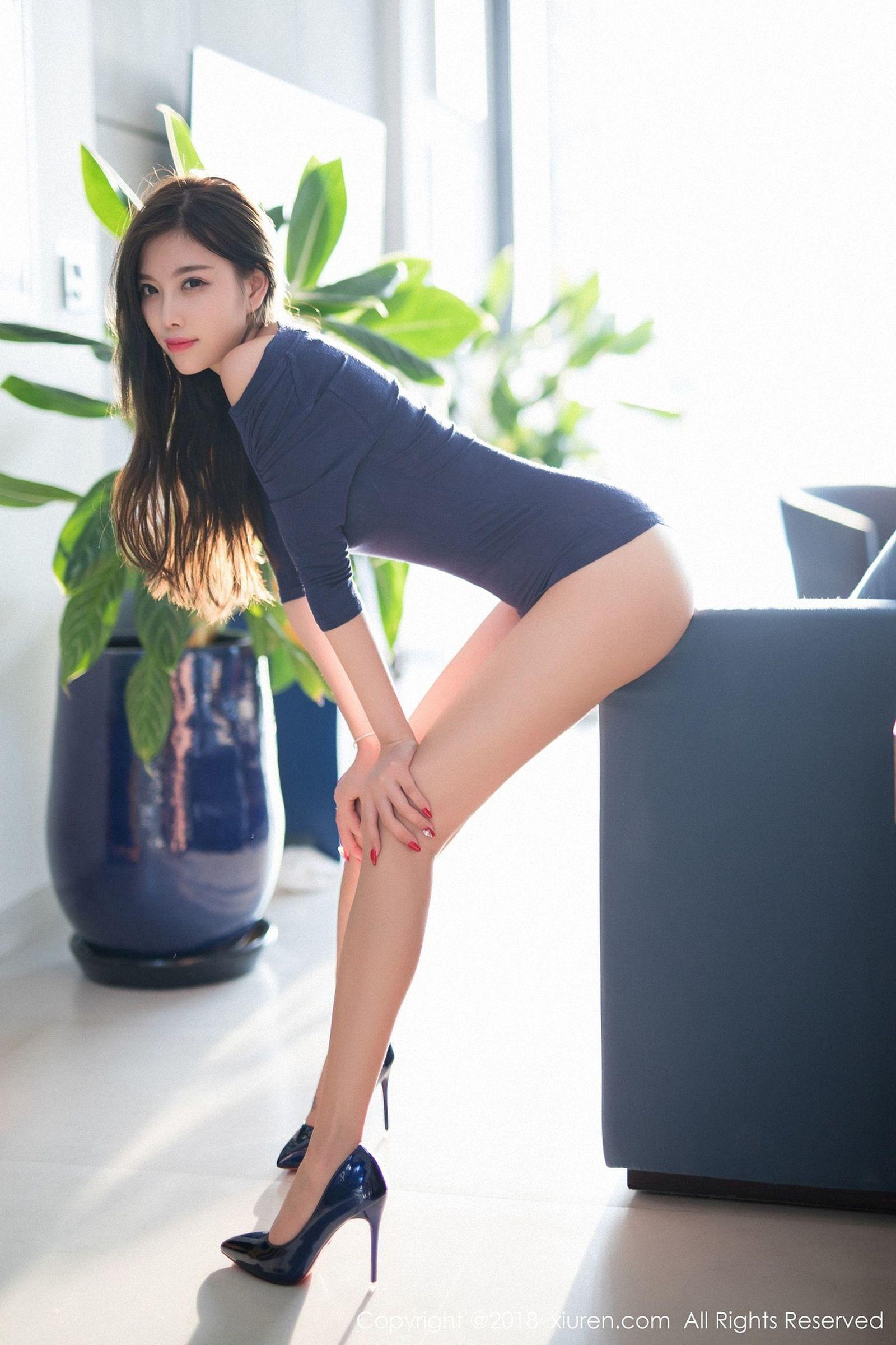 杨晨晨sugar - 美腿翘臀写真