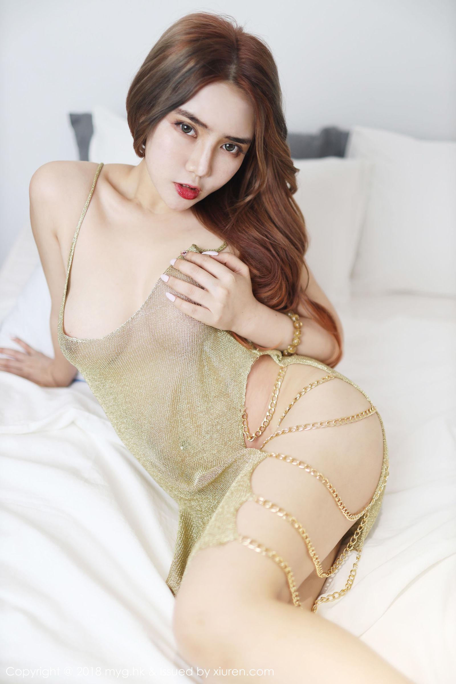 温心怡  - 蕾丝情趣诱惑