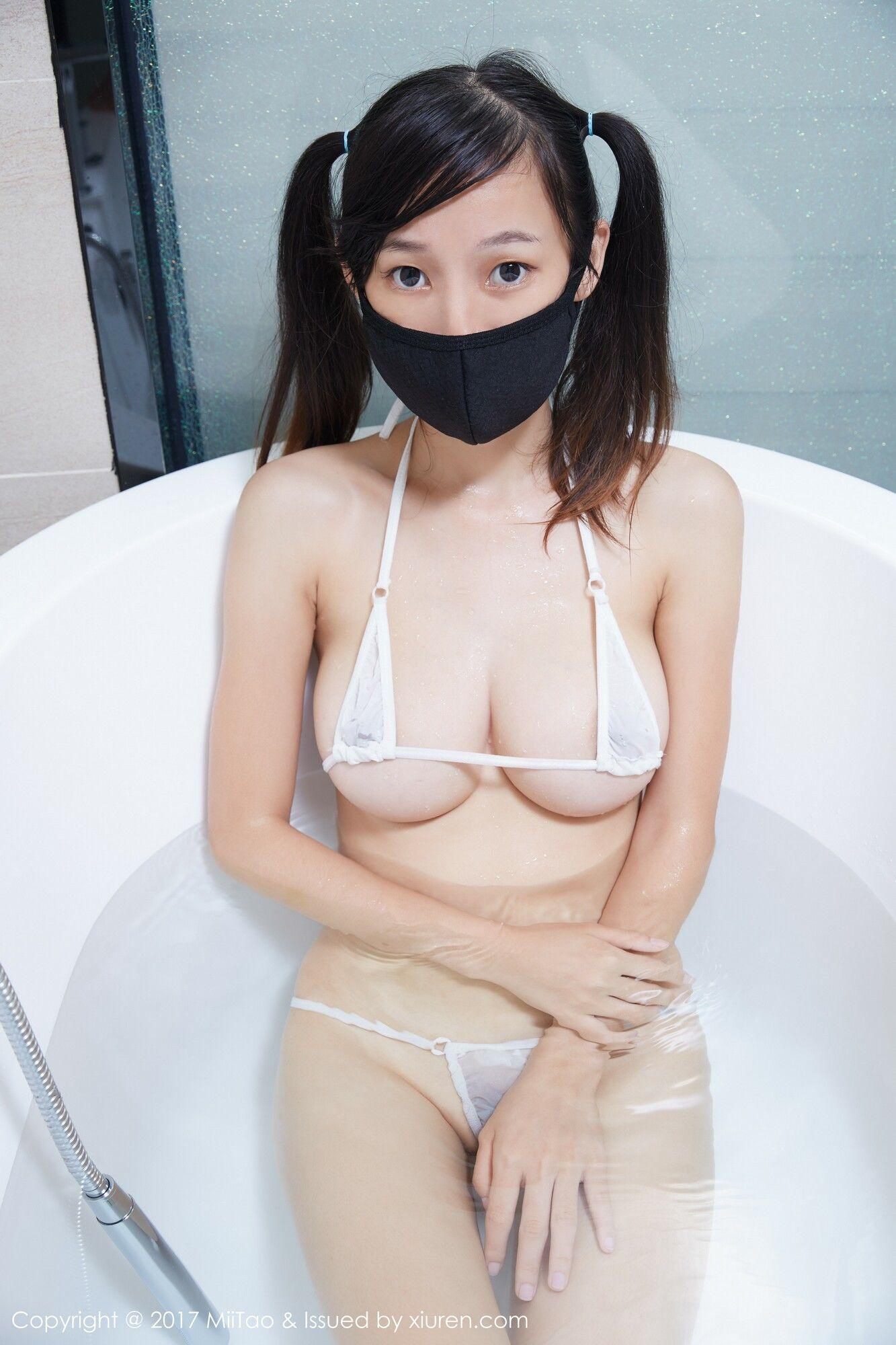 杏子 - 口罩姬主题写真
