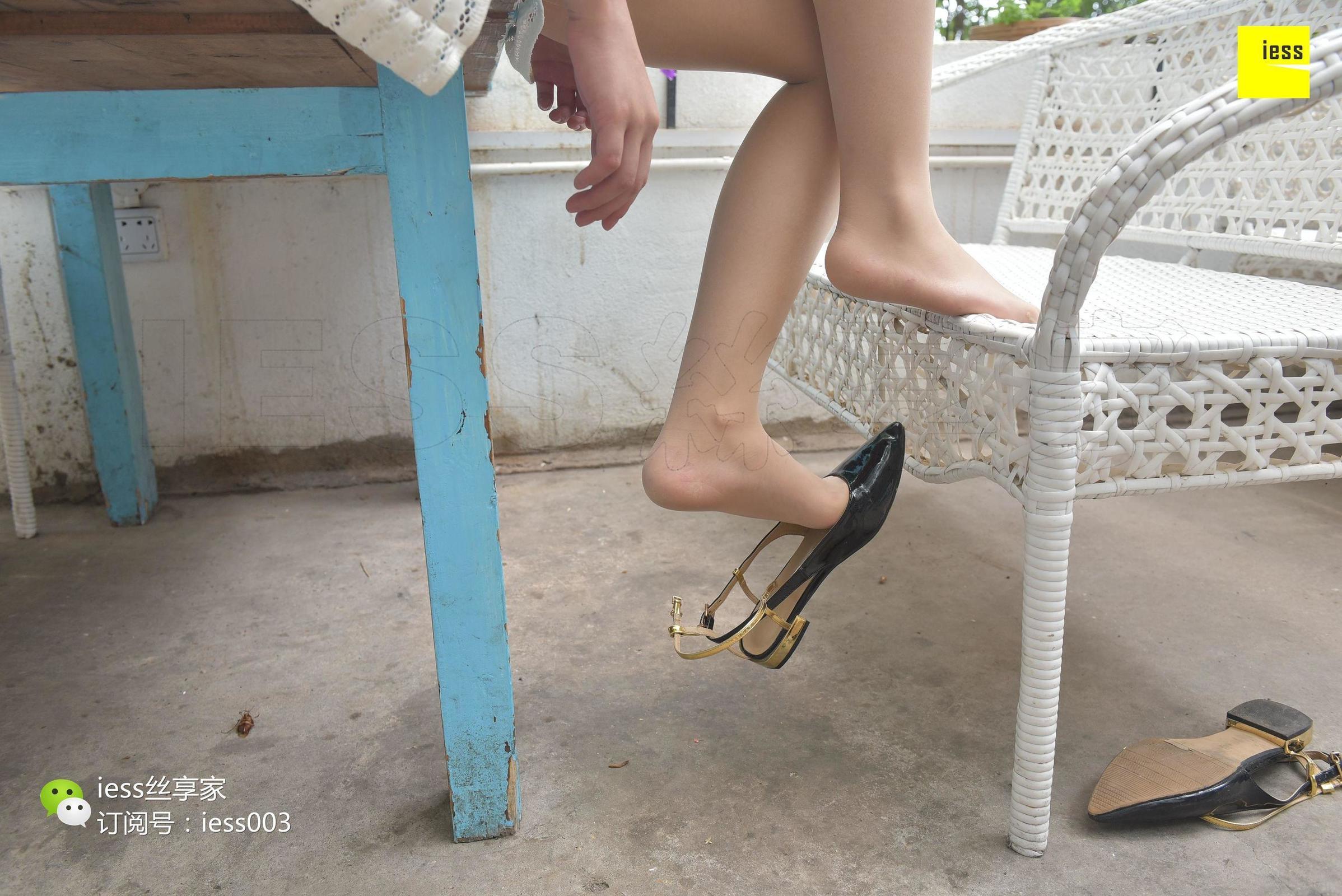 墨轩 《今日换平底鞋可好?》 丝足写真