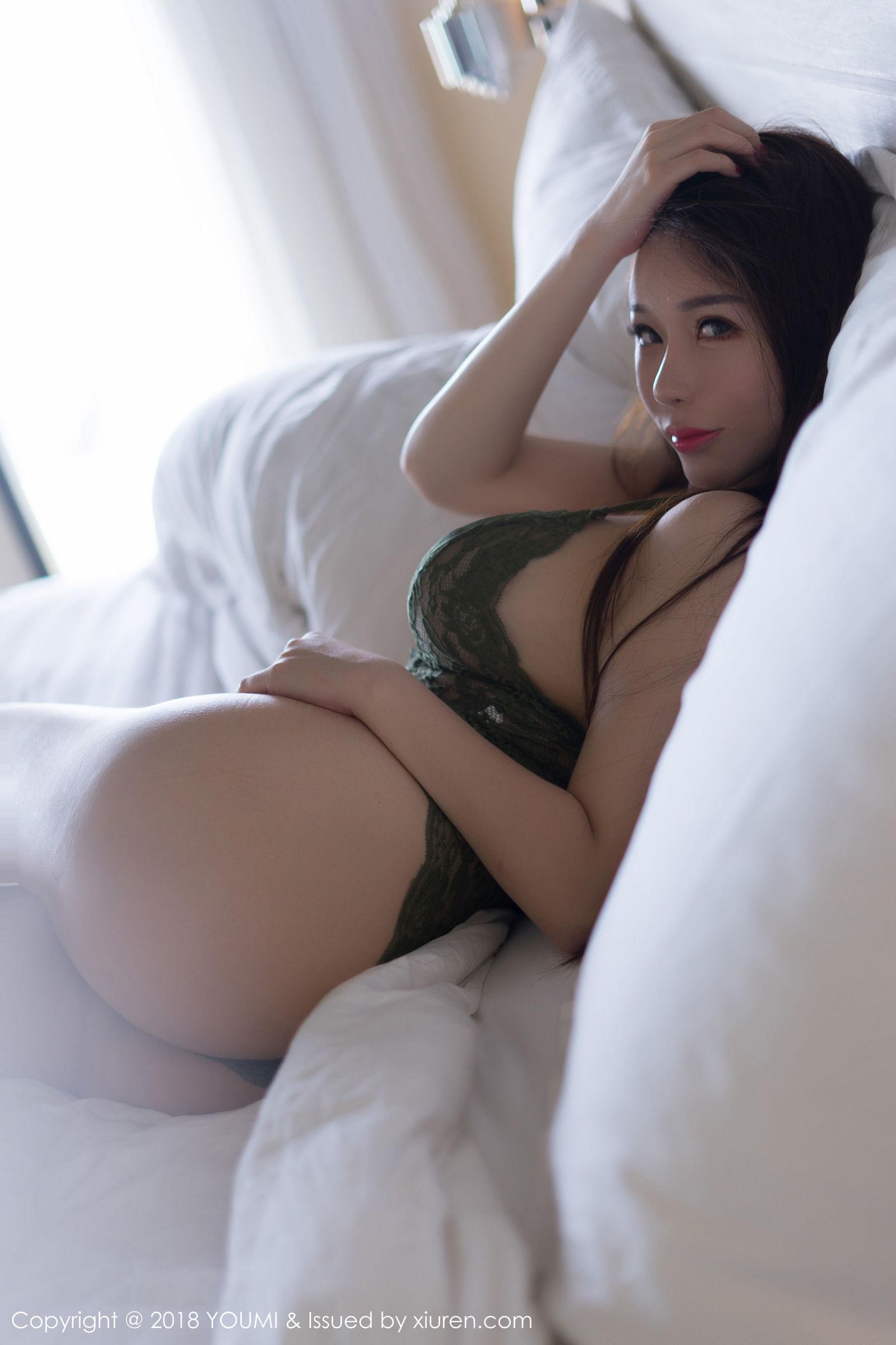 性感女神@Egg_尤妮丝马尔代夫旅拍写真