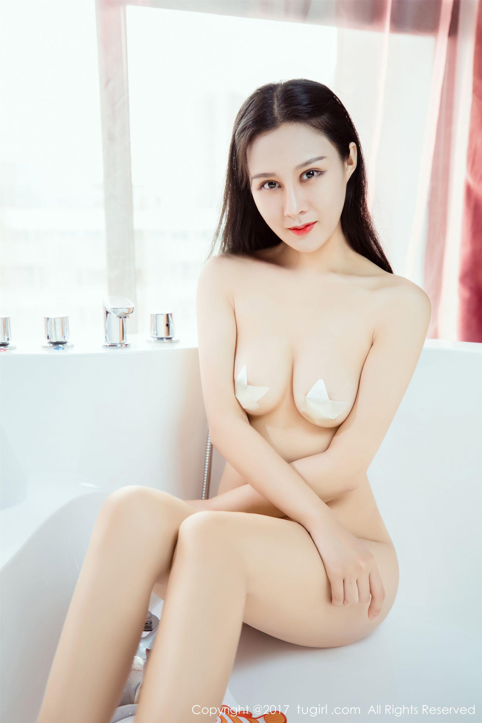 网络红人@紫怡首部大尺度写真
