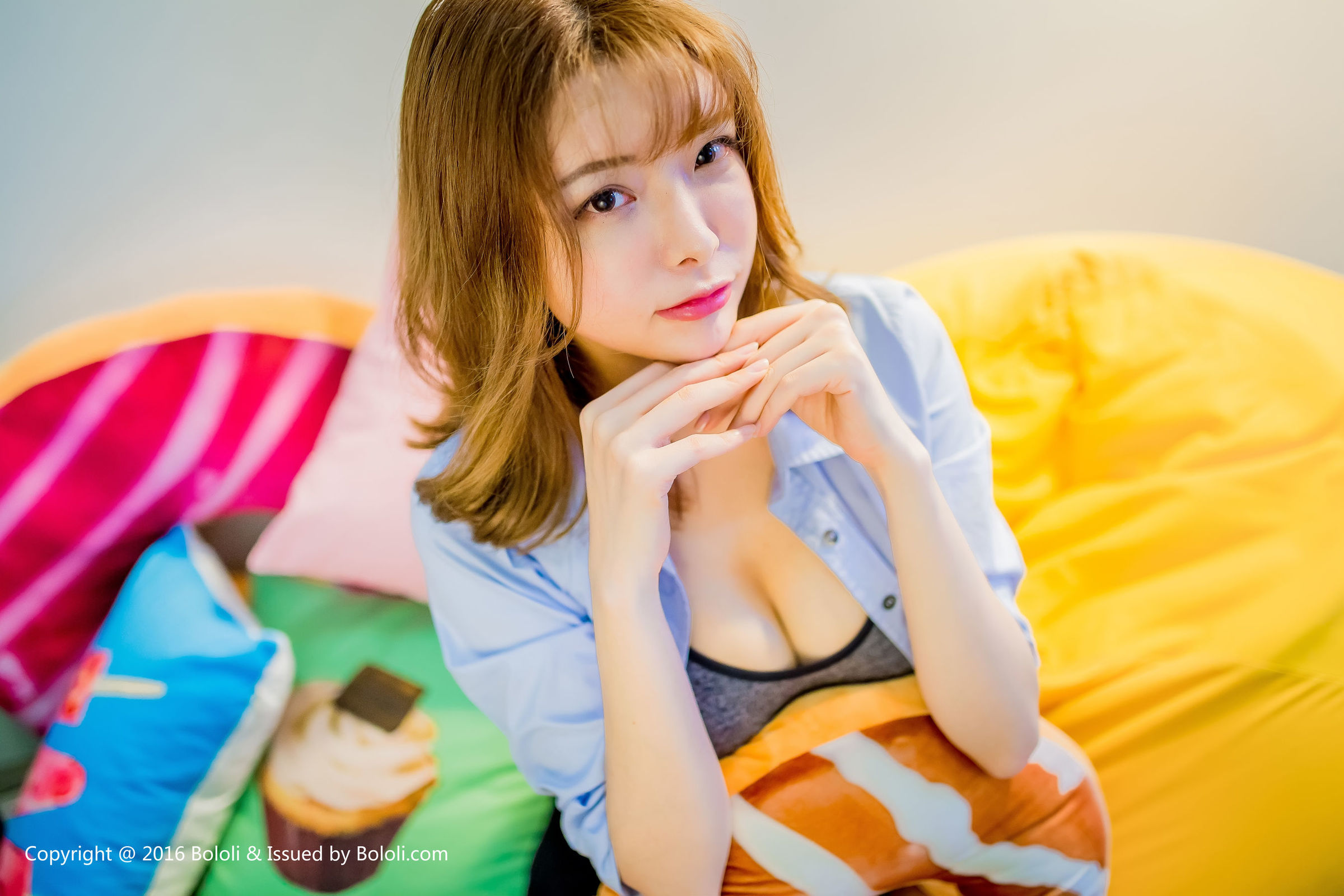夏小秋秋秋 - 御姐系少女诱惑