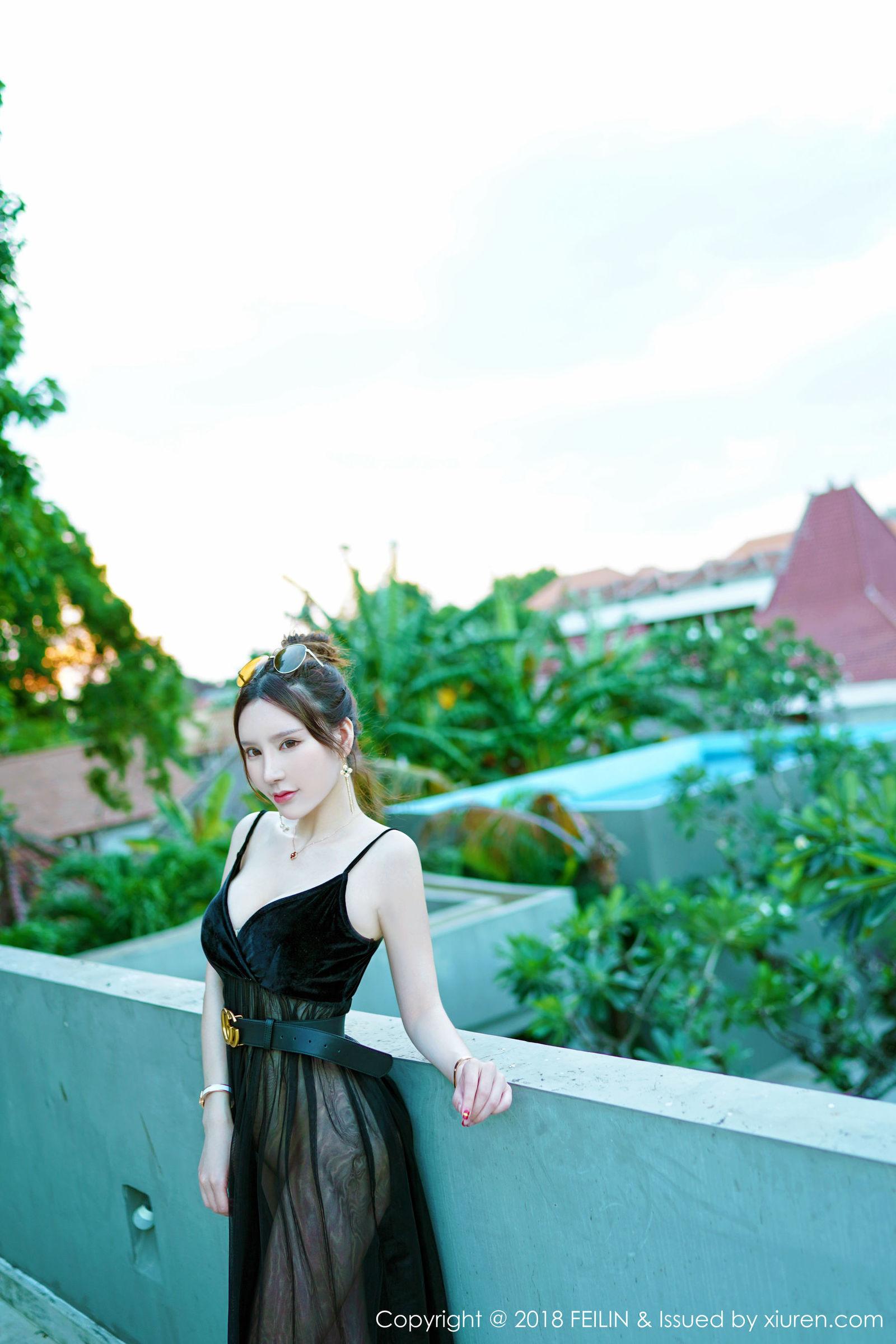 女神@周于希菲律宾旅拍第三套写真