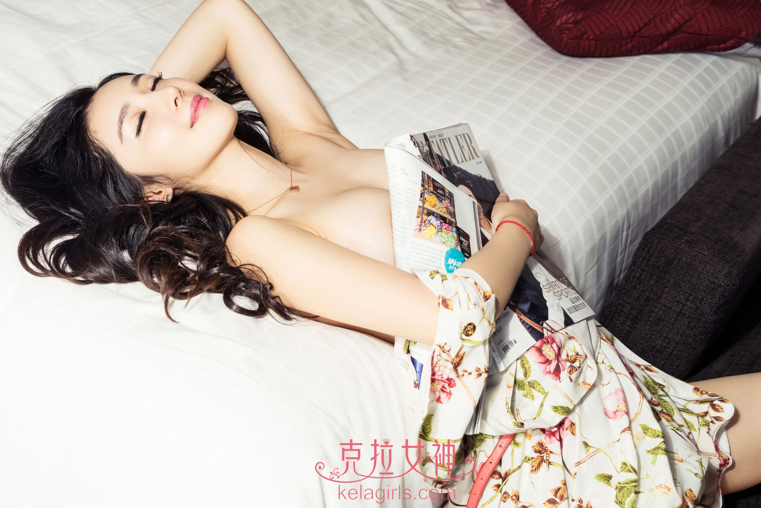 高子琁 - 春光乍泄 写真图片
