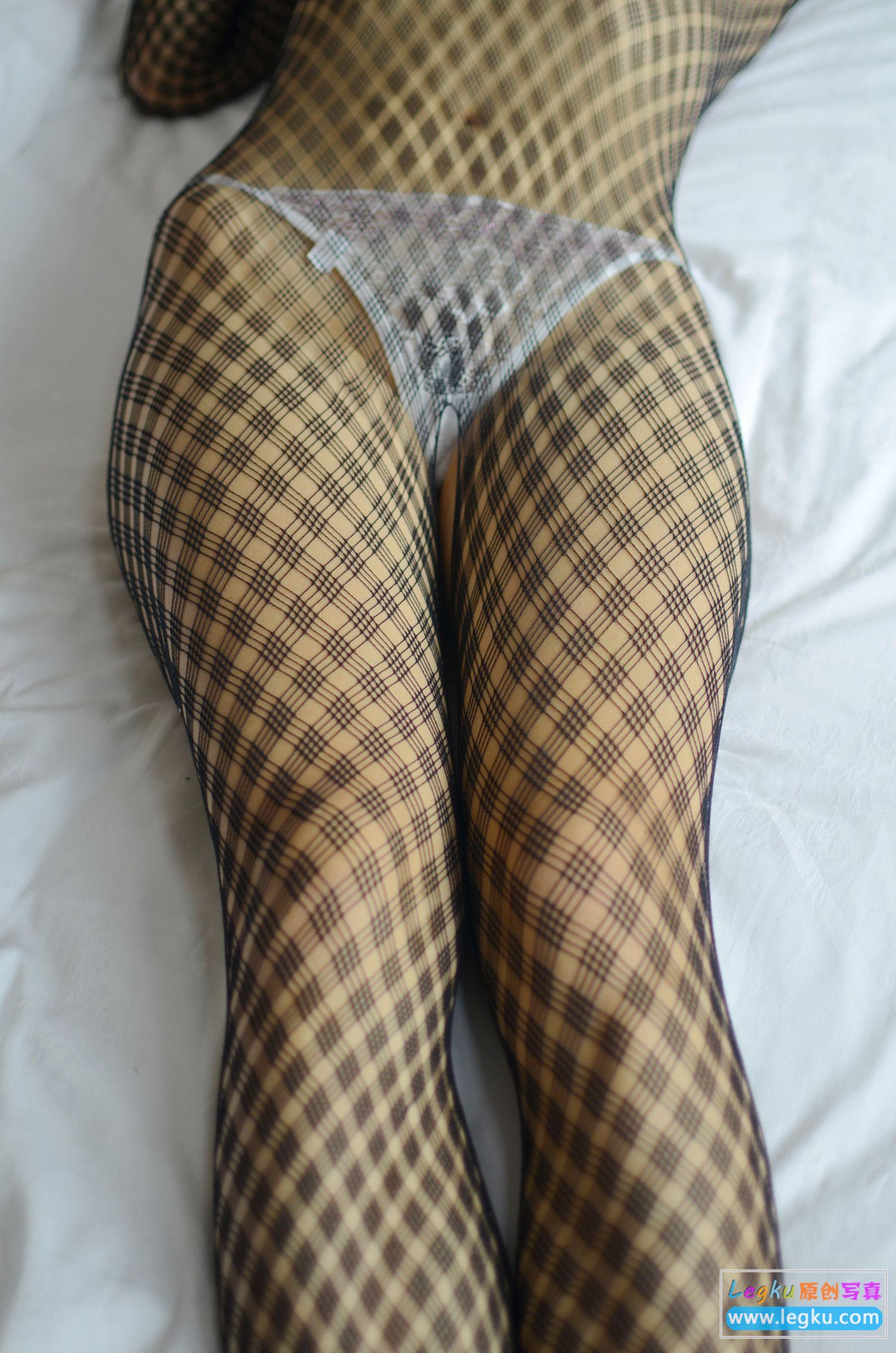 网袜高跟 写真套图