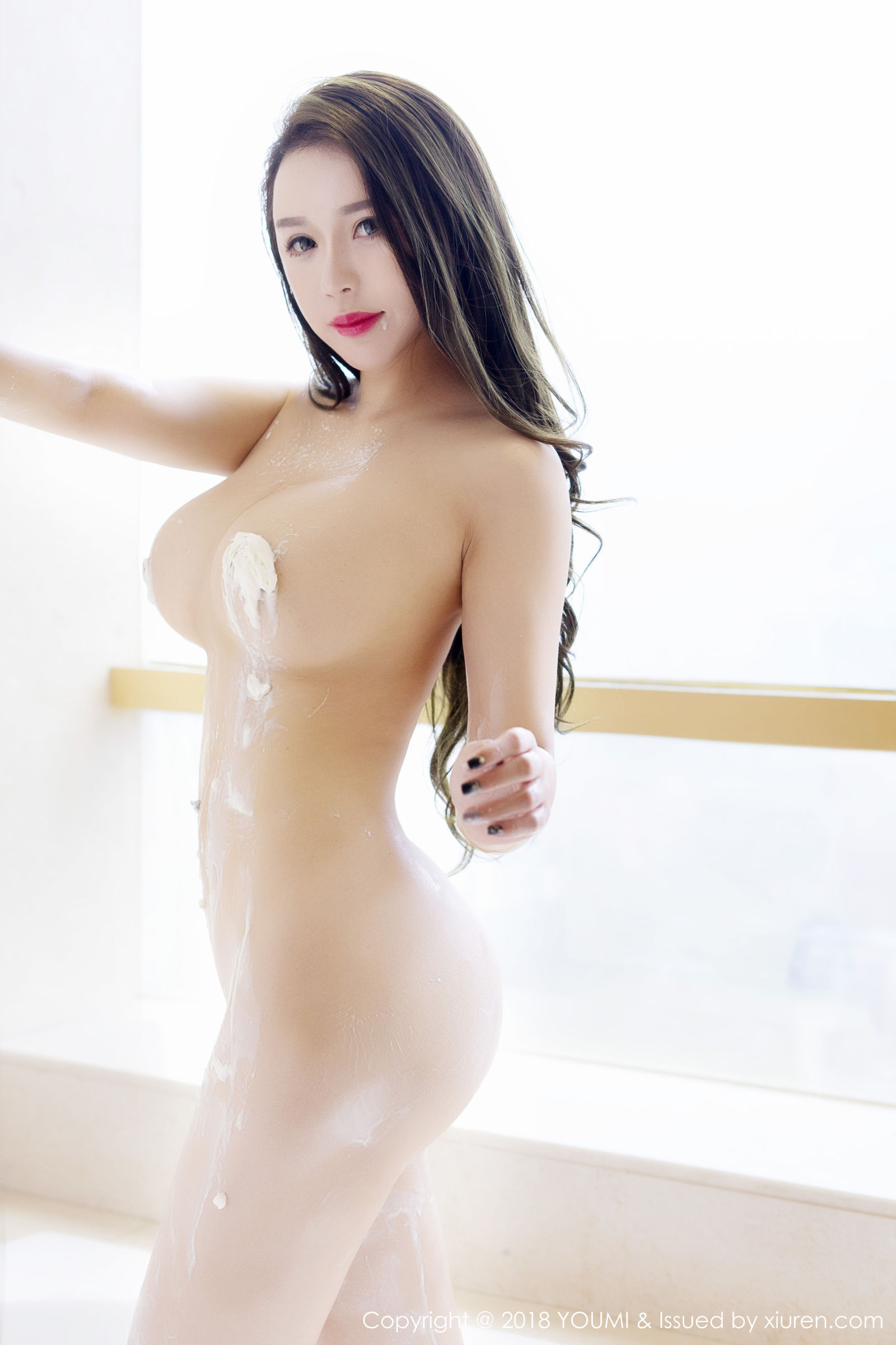 Egg-尤妮丝 - 浴室魅惑尺度写真