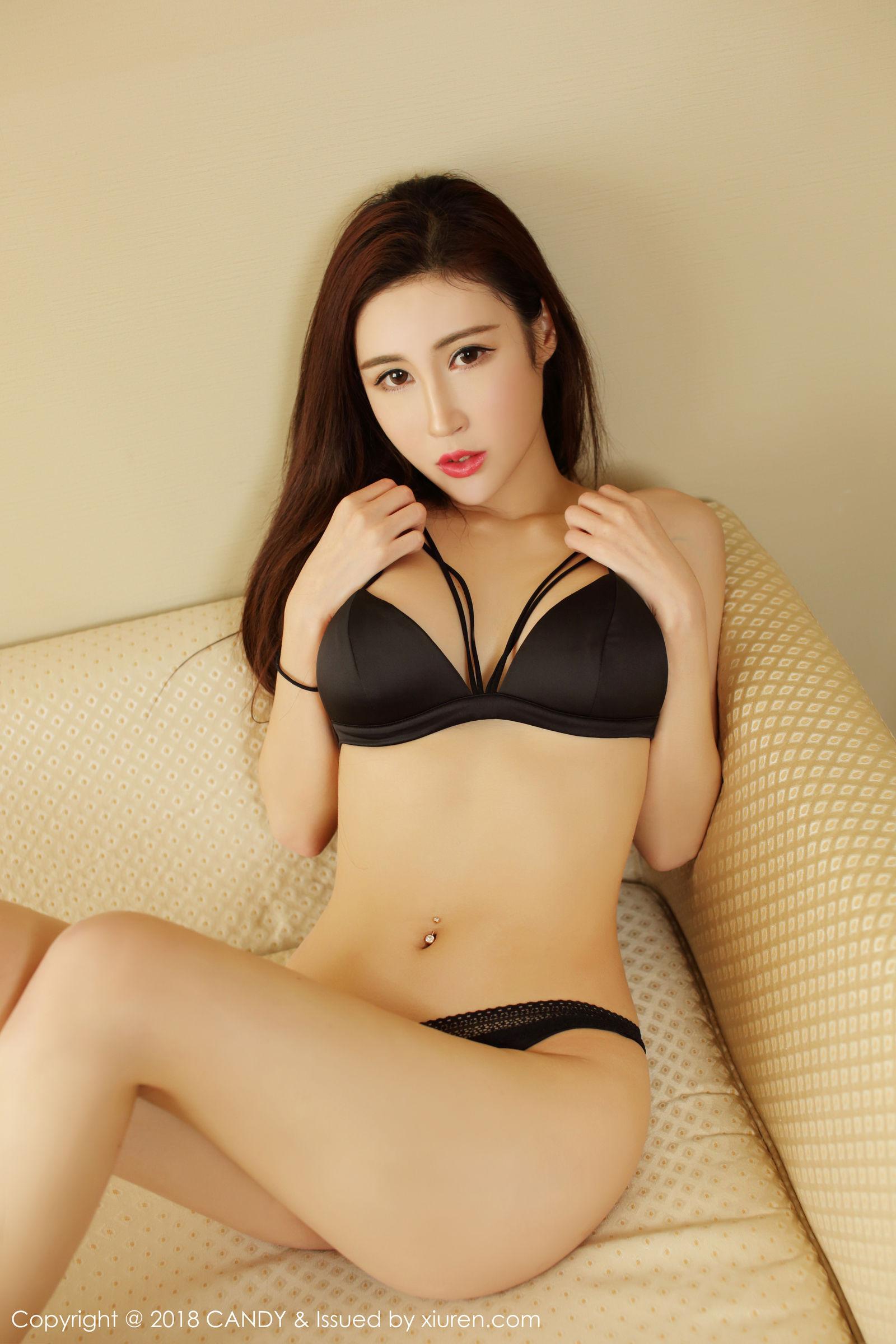 孙梦瑶V - 性感内衣写真
