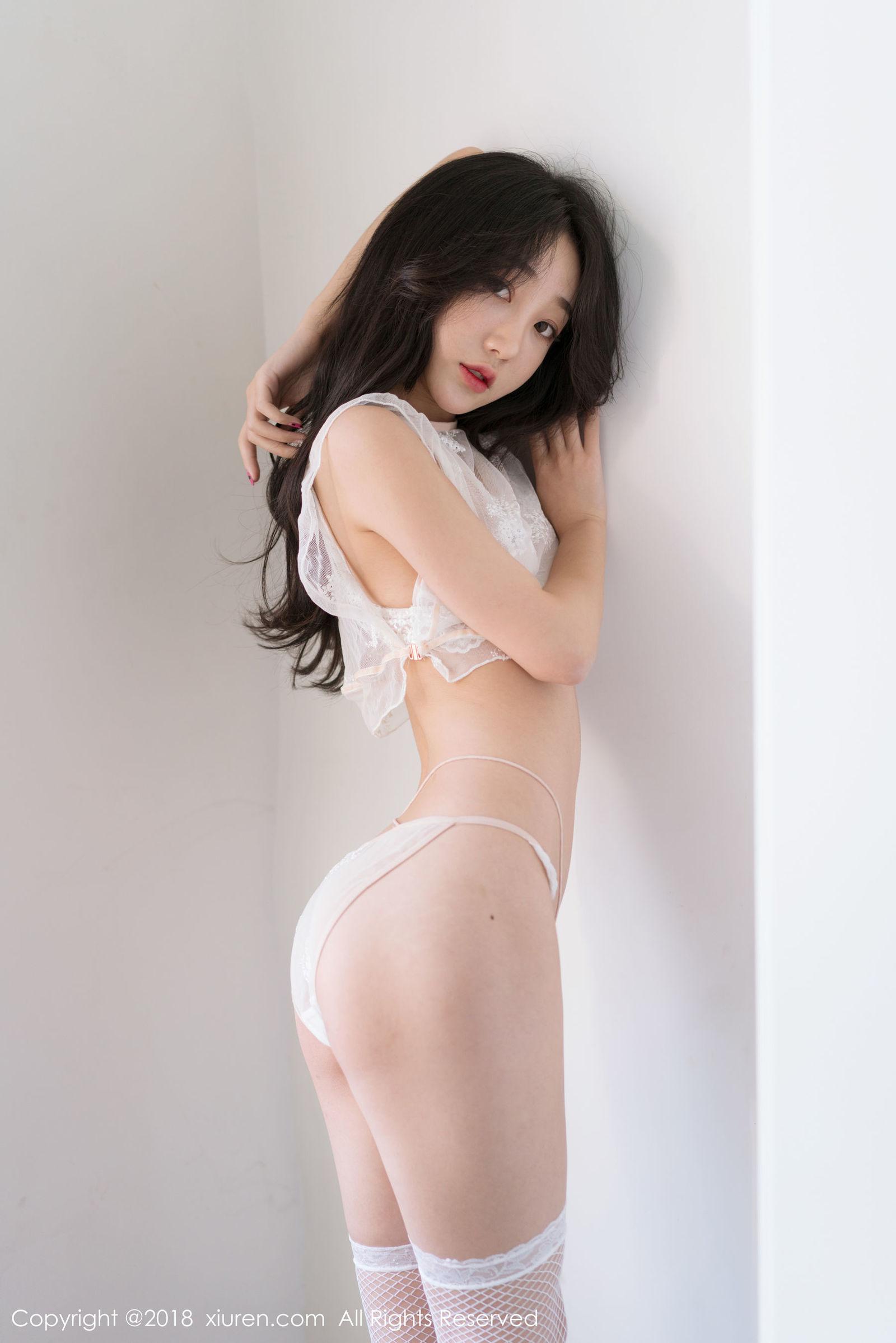 新人模特@小九月二套写真