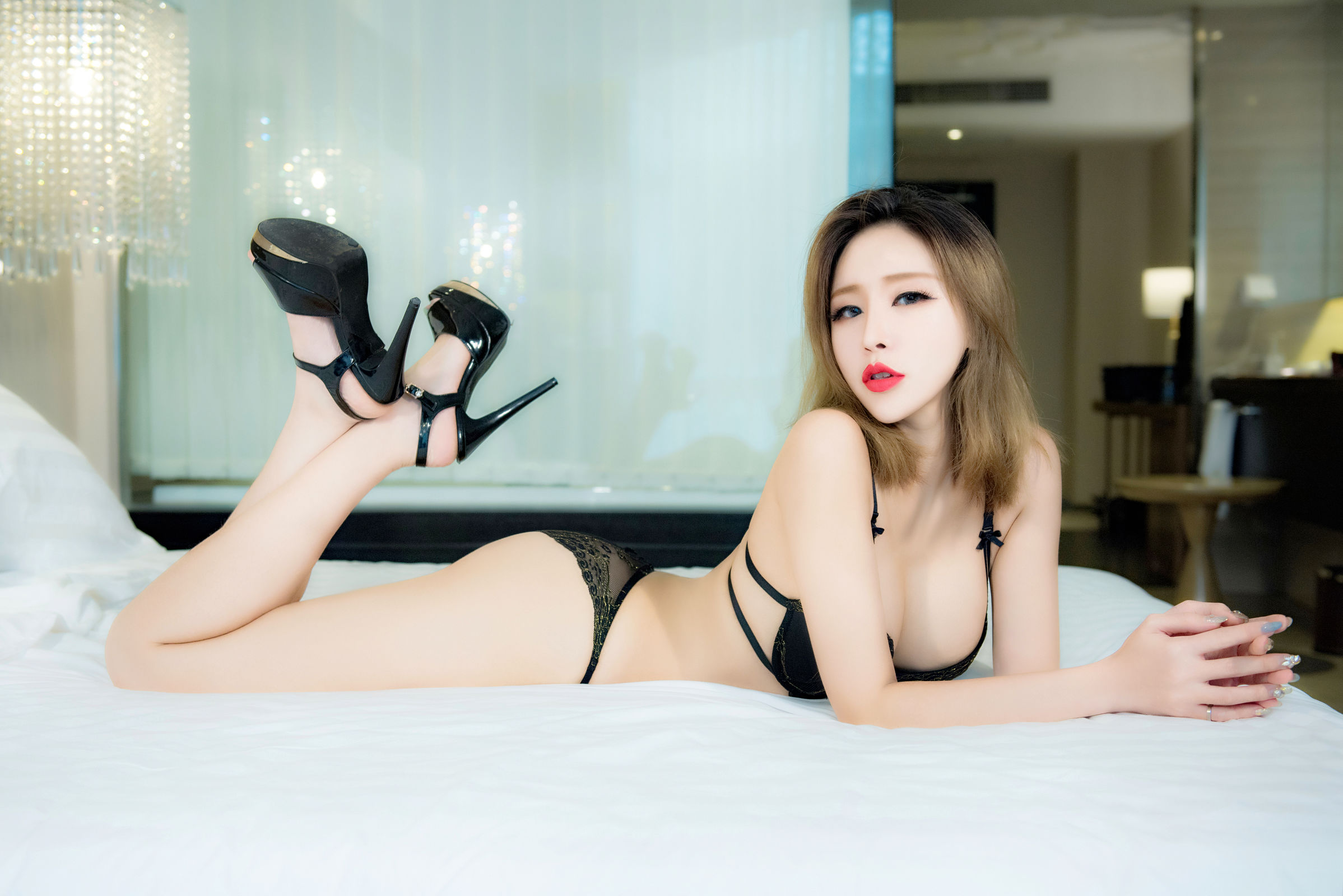 赵欢颜 - 个性女王欧式性感诱惑