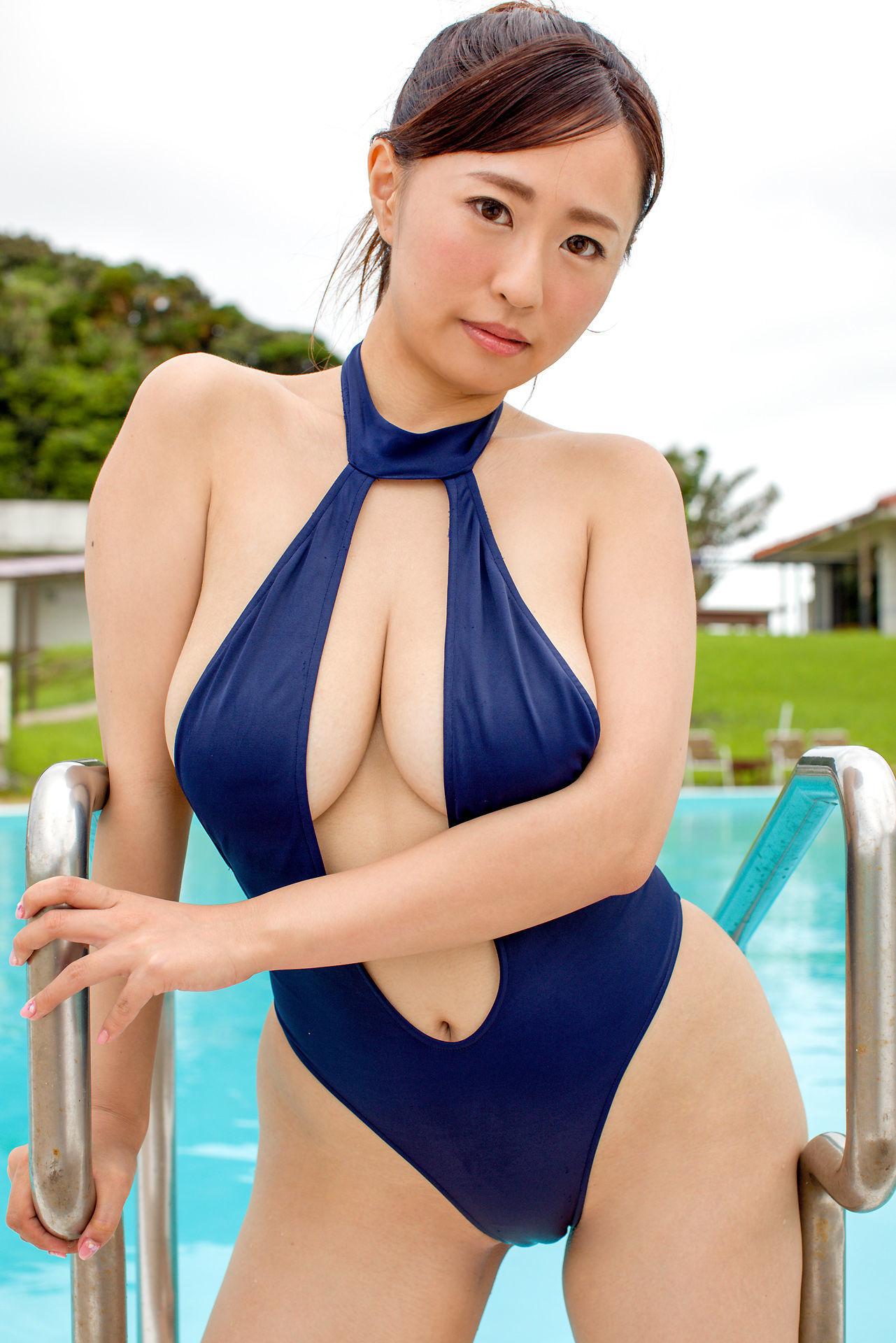 Tama Mizuki 水樹たま - 巨乳死库水写真