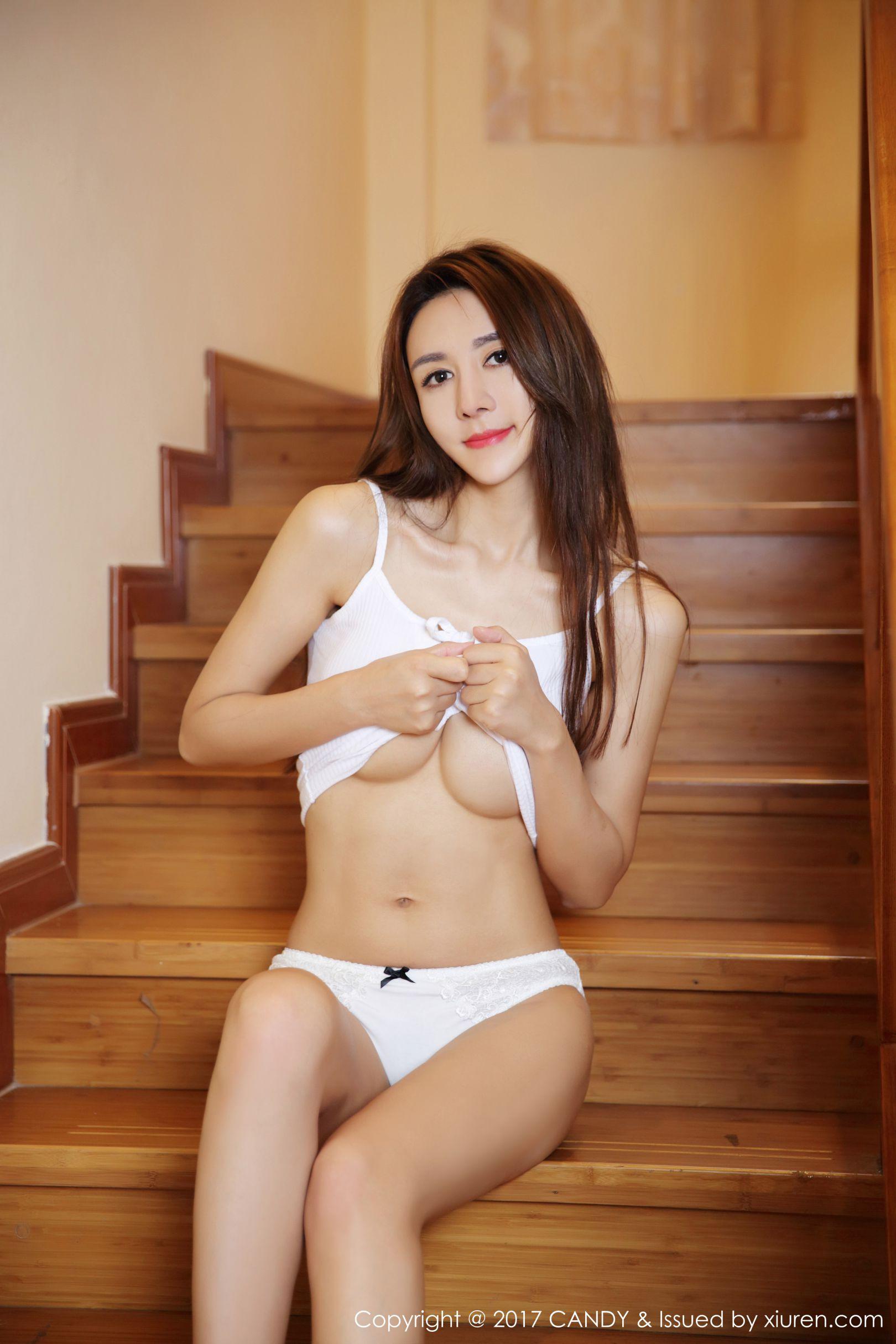 中国乌克兰混血模特@伊莉娜 写真套图