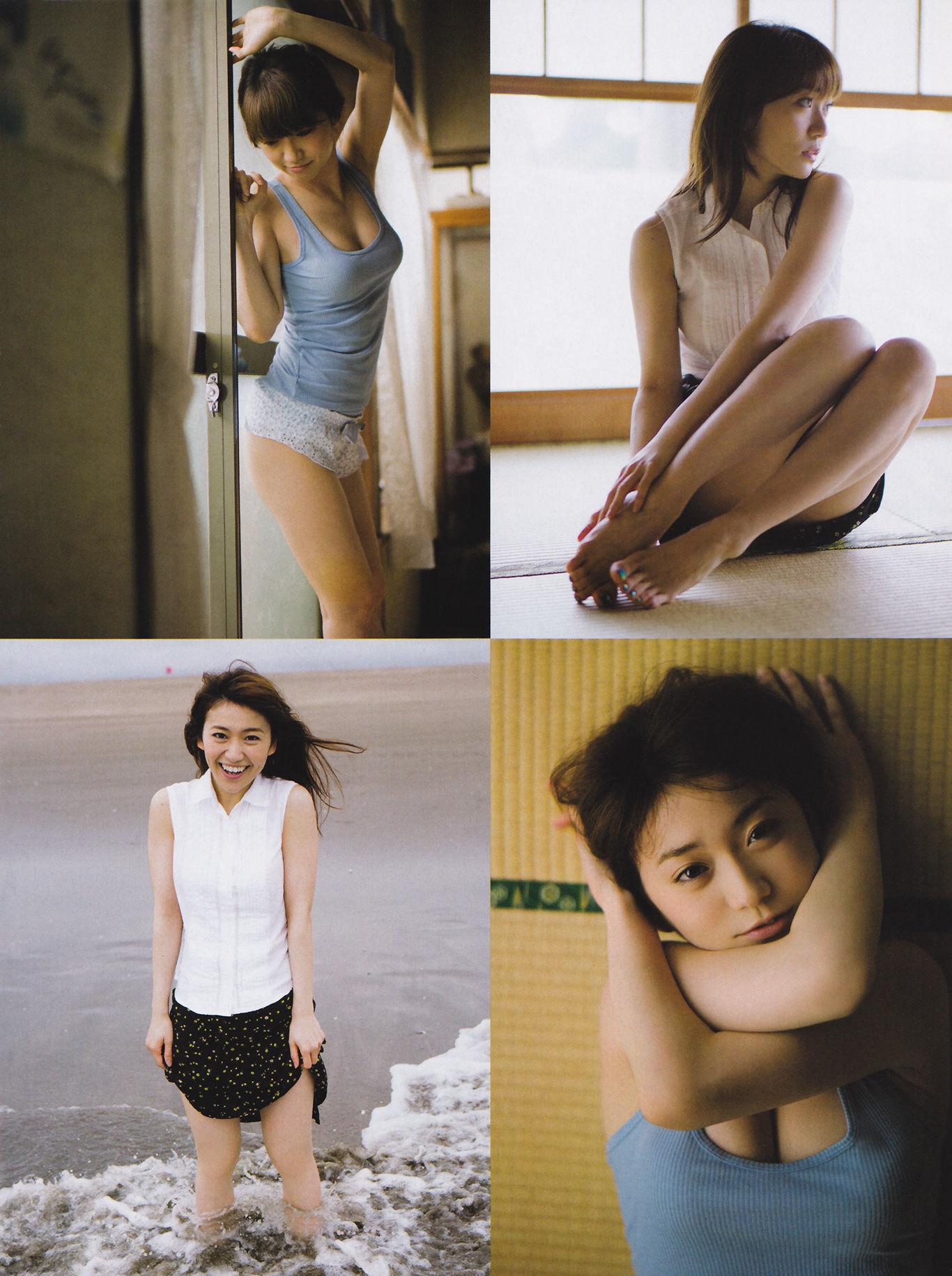 日本少女大岛优子 『FRIDAY』