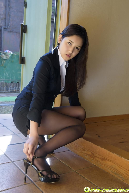 小島みゆ小岛美优 - 技格闘技「Krush」のラウンドガール!写真图片