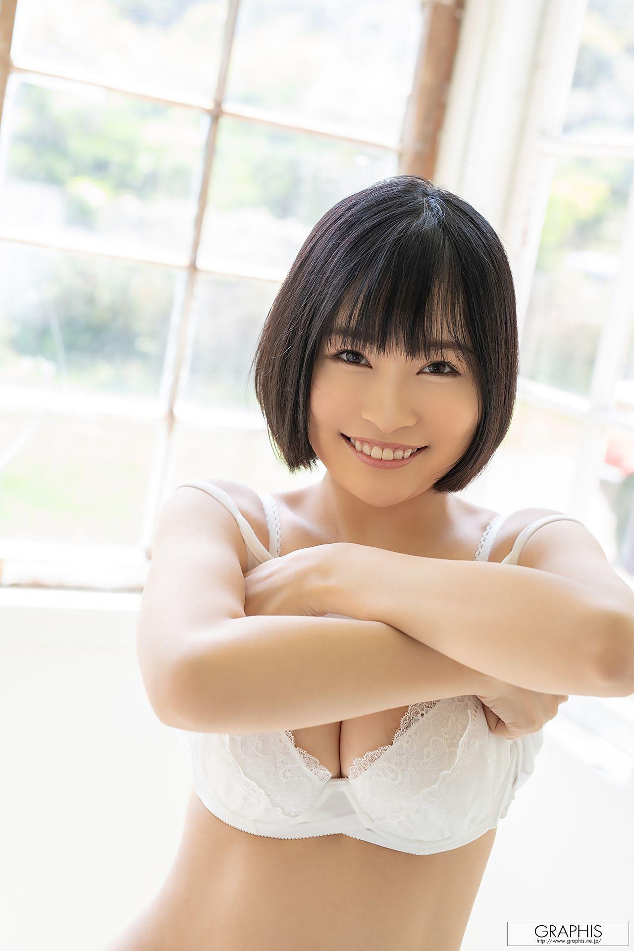 每日一枚 河合明日菜河合あすな Asuna Kawai