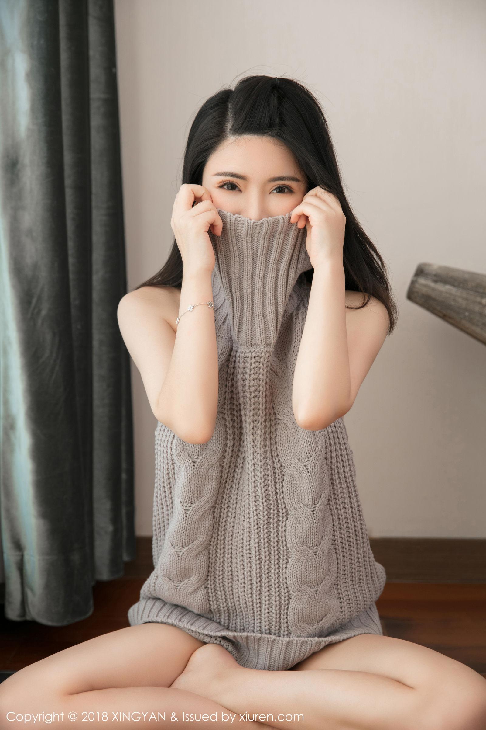 新人模特@陈曦Lily首套写真