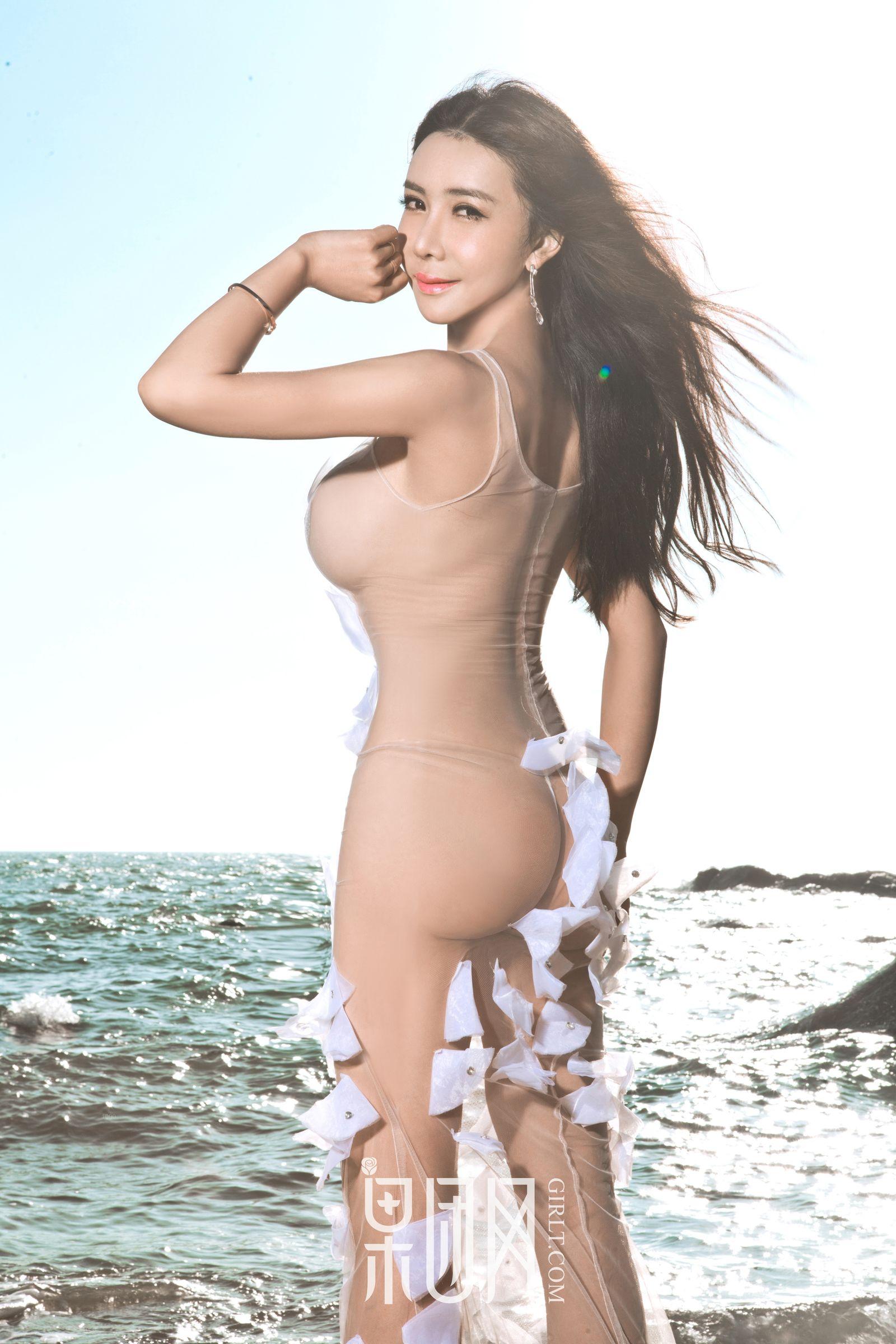 龚玥菲 - 中国第一性感女神