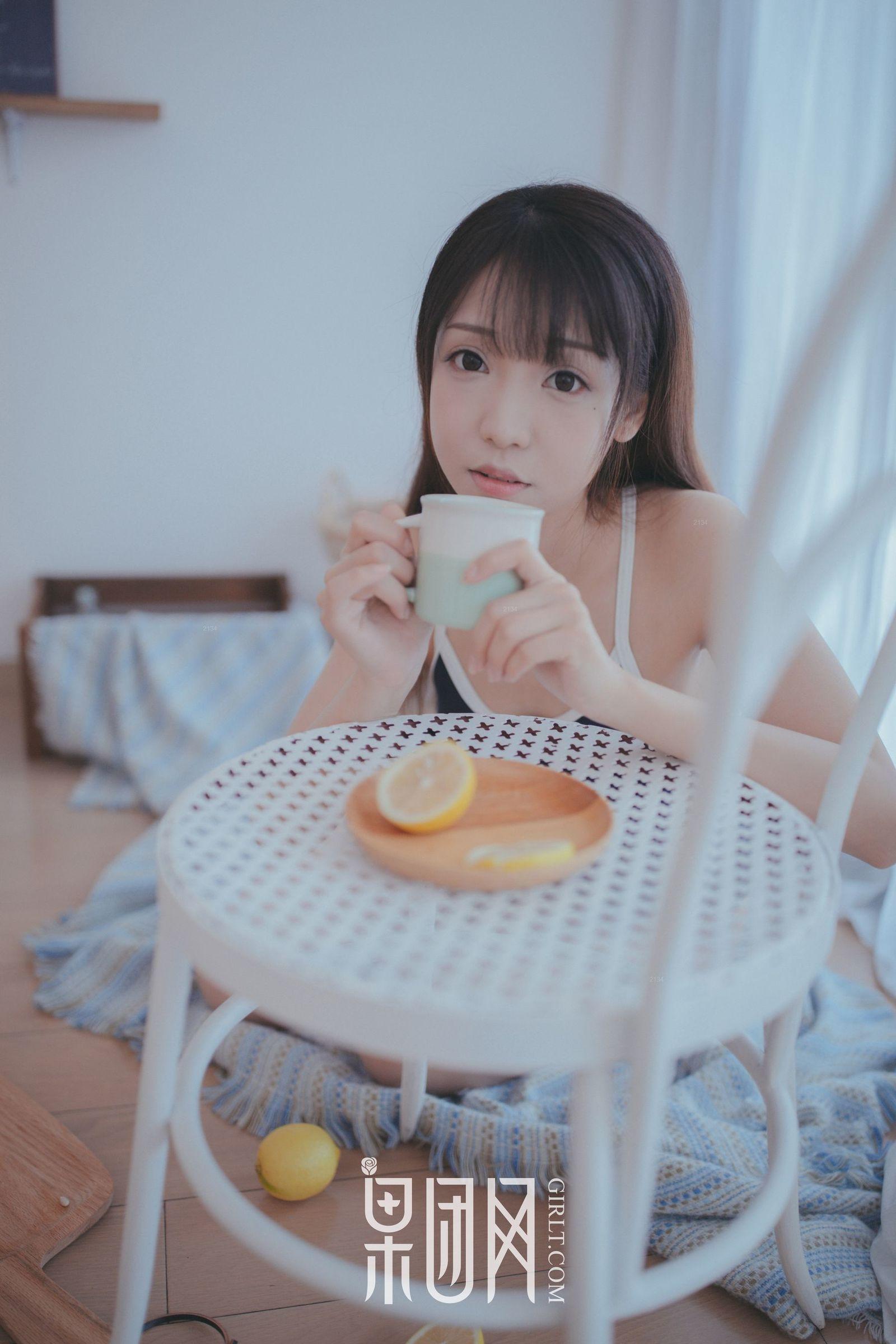 邻家小妹陪你吃早餐2!