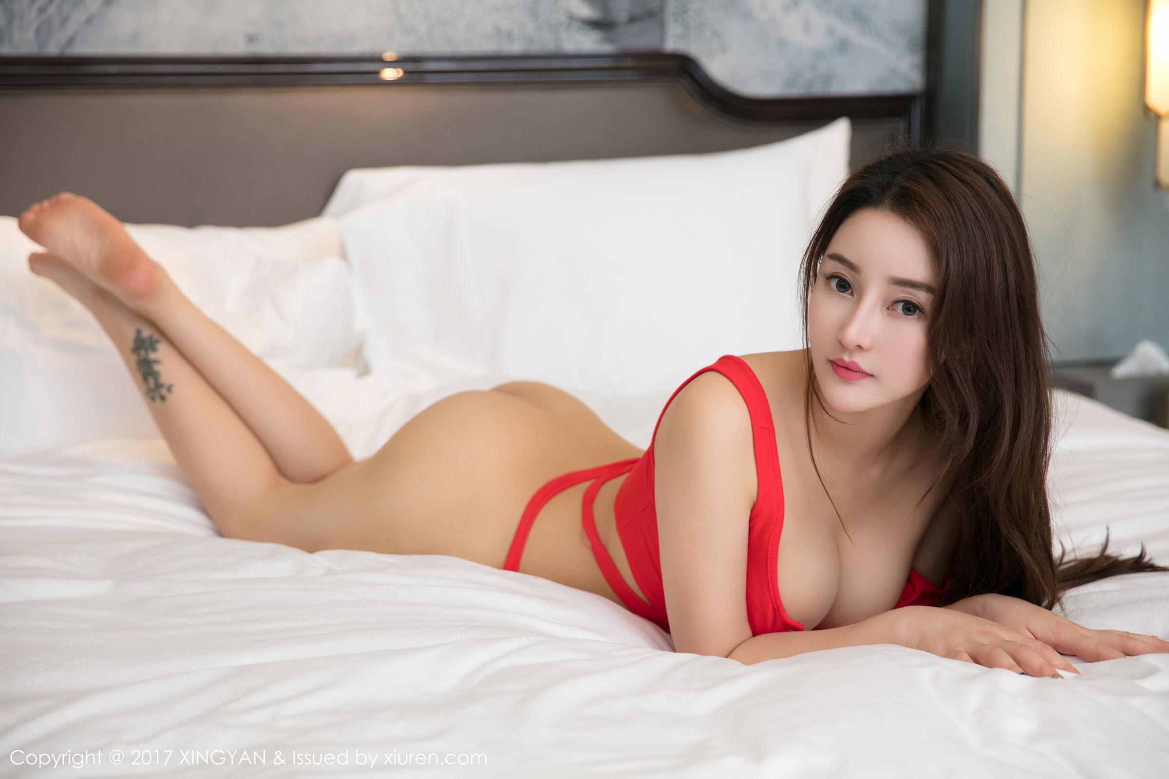 张灵儿 - 首套写真