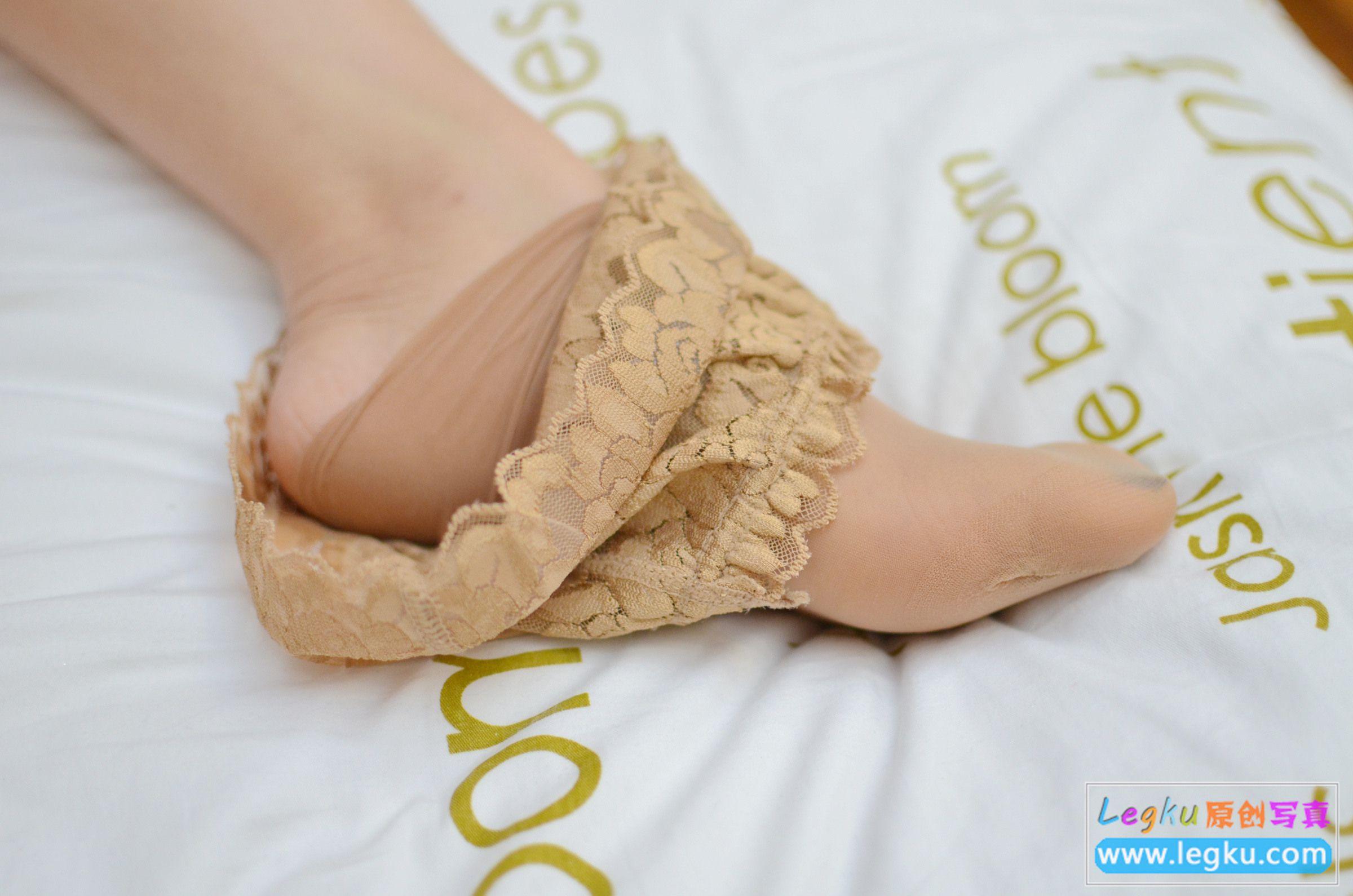 肉丝袜美脚凉高跟 写真套图