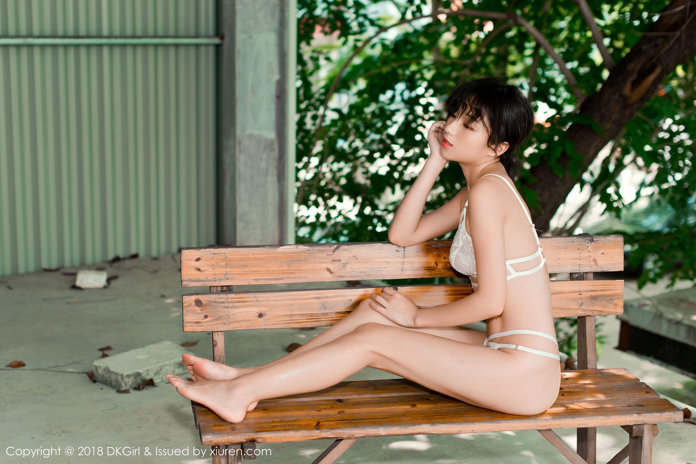 井优香 - 纯美的日系风格系列
