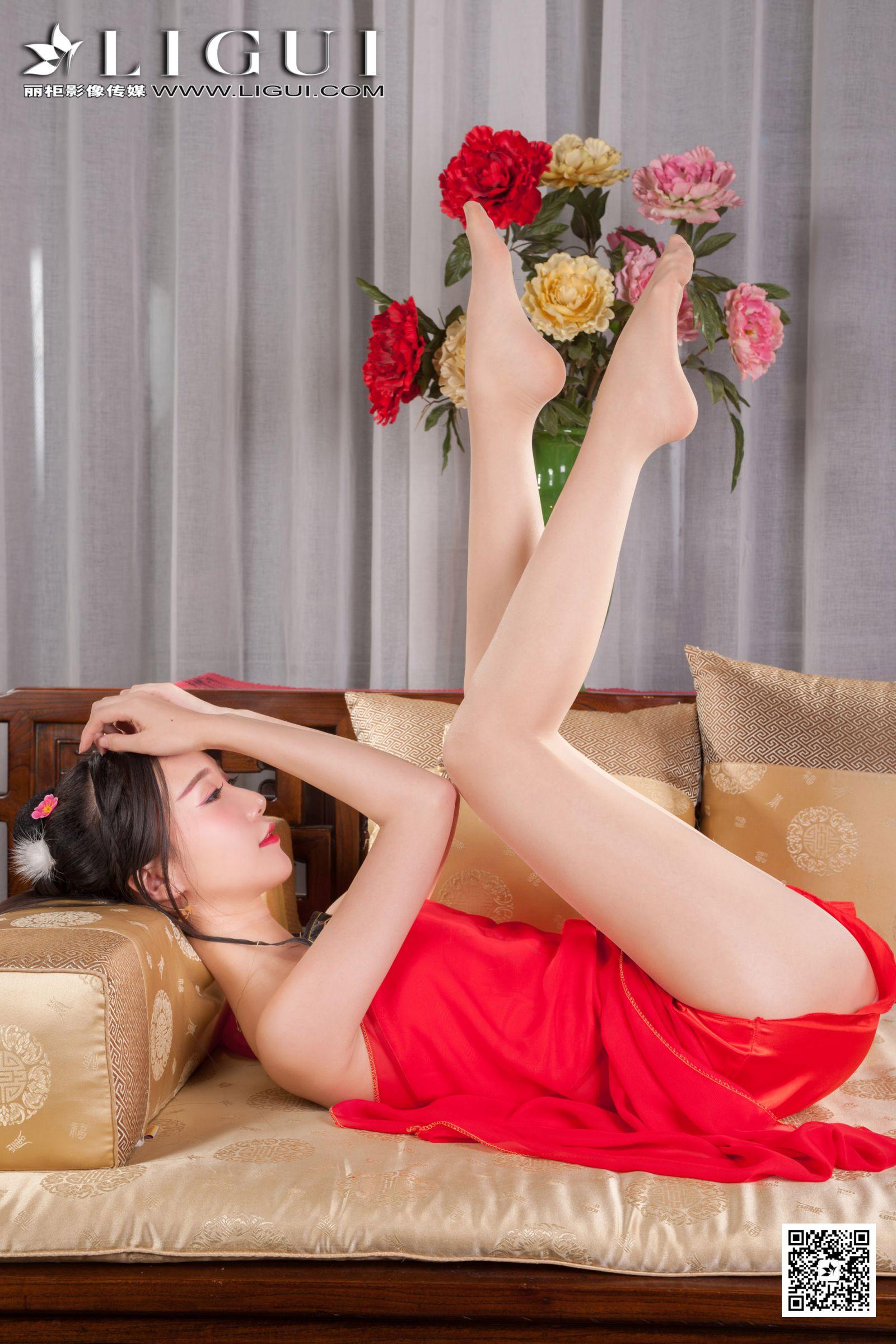 红烛 - 极品古典肉丝袜美女
