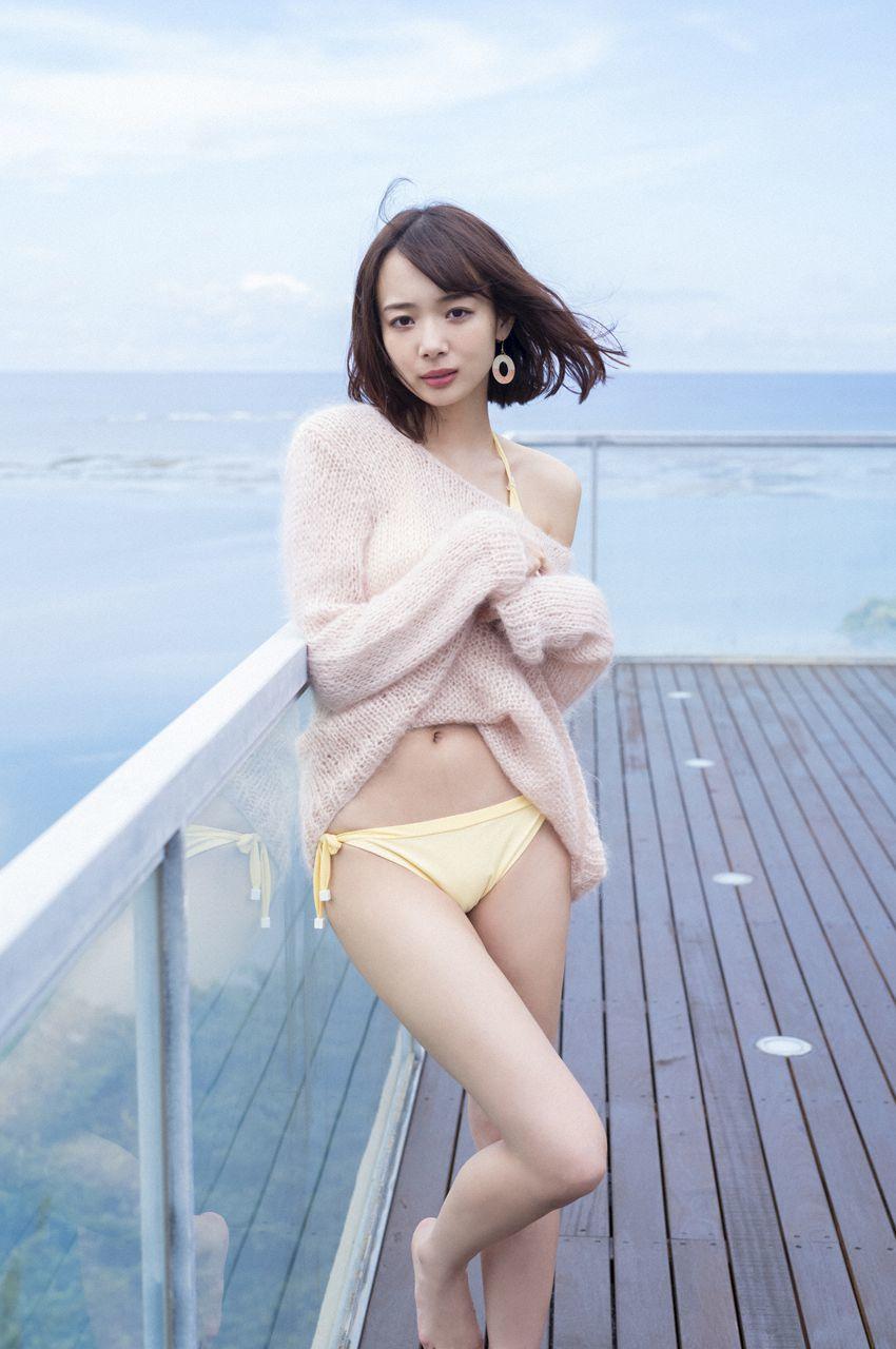 岡田紗佳「Perfect Body」