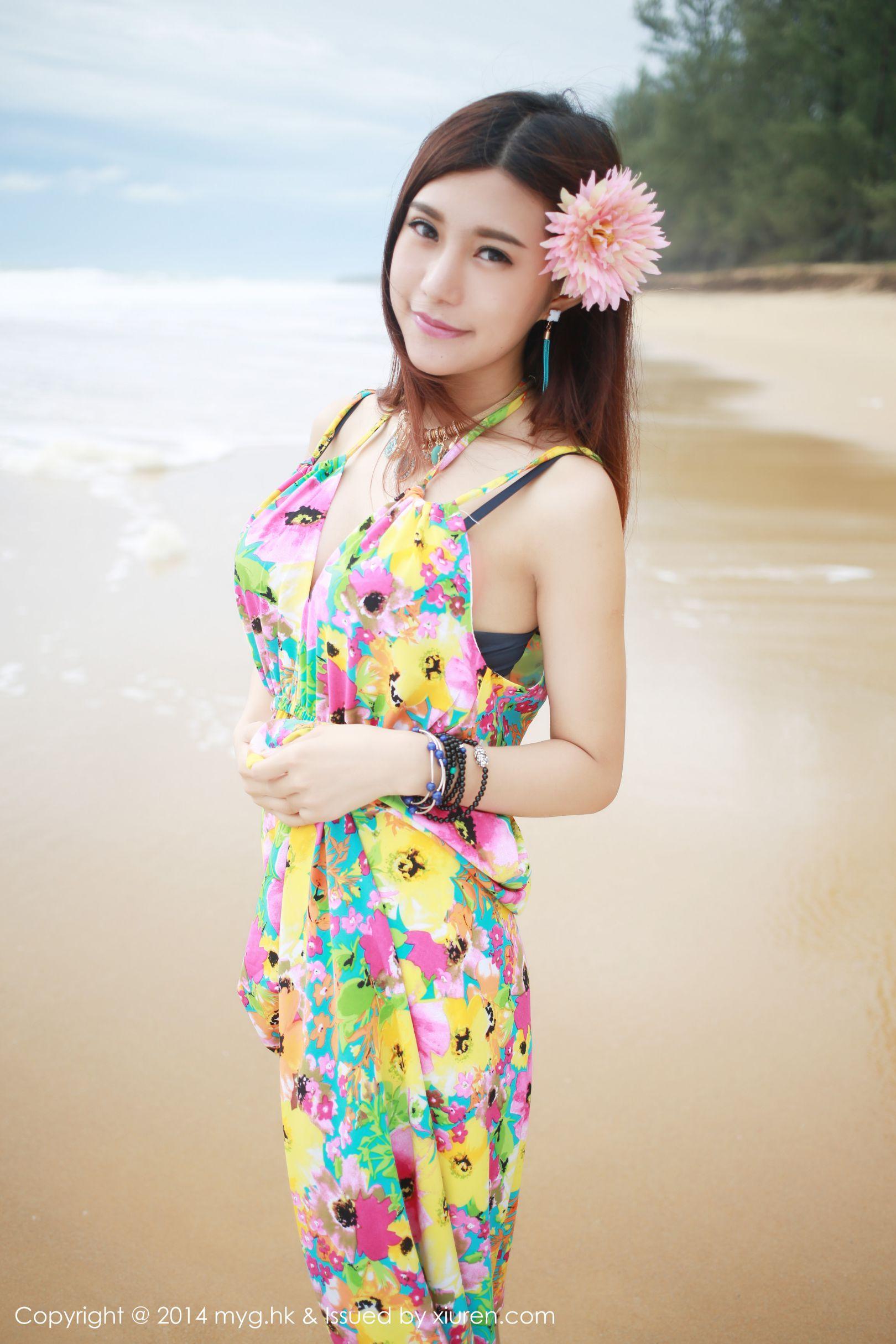 绮里嘉ula 泰国旅拍合集二<完结
