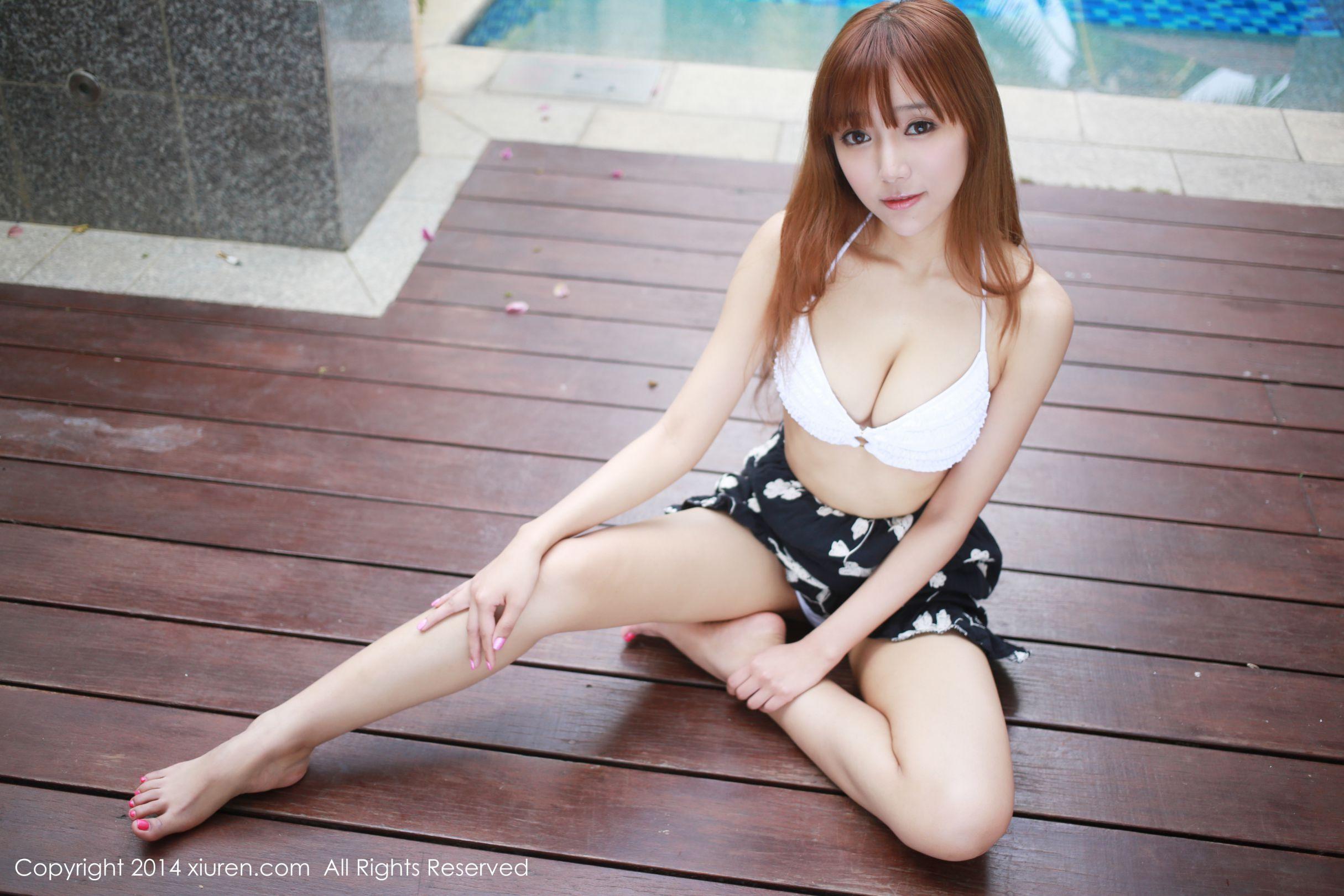 性感美女-王馨瑶yanni