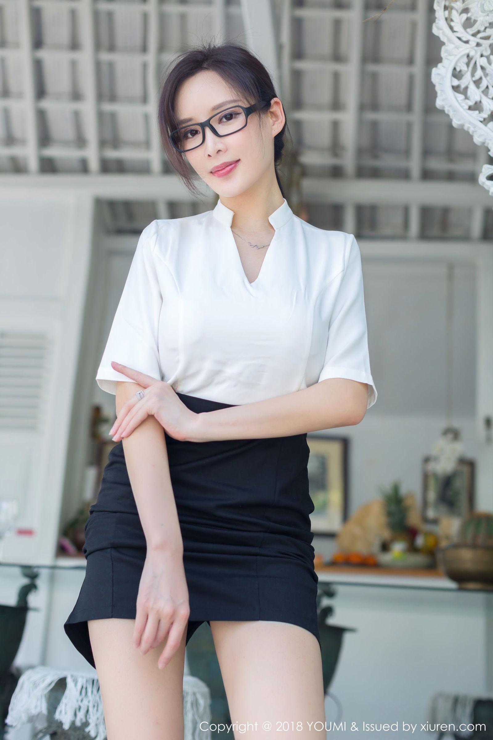 女神@土肥圆矮挫丑黑穷 - 异域风情+职业OL~