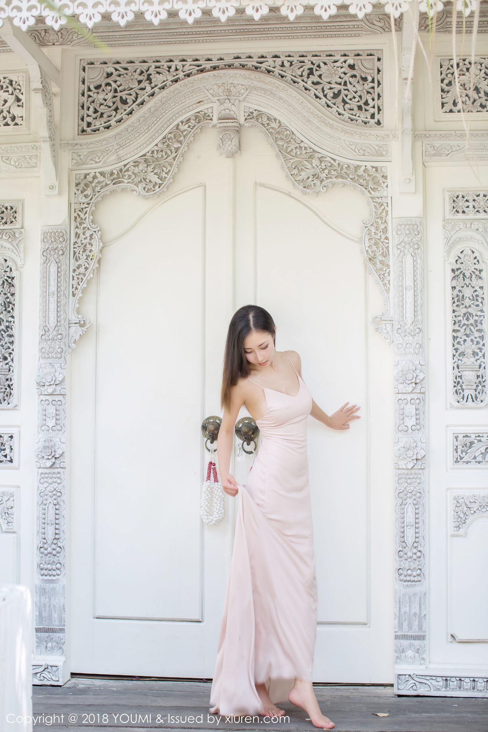 女神@Yumi-尤美 - 巴厘岛旅拍第一套写真