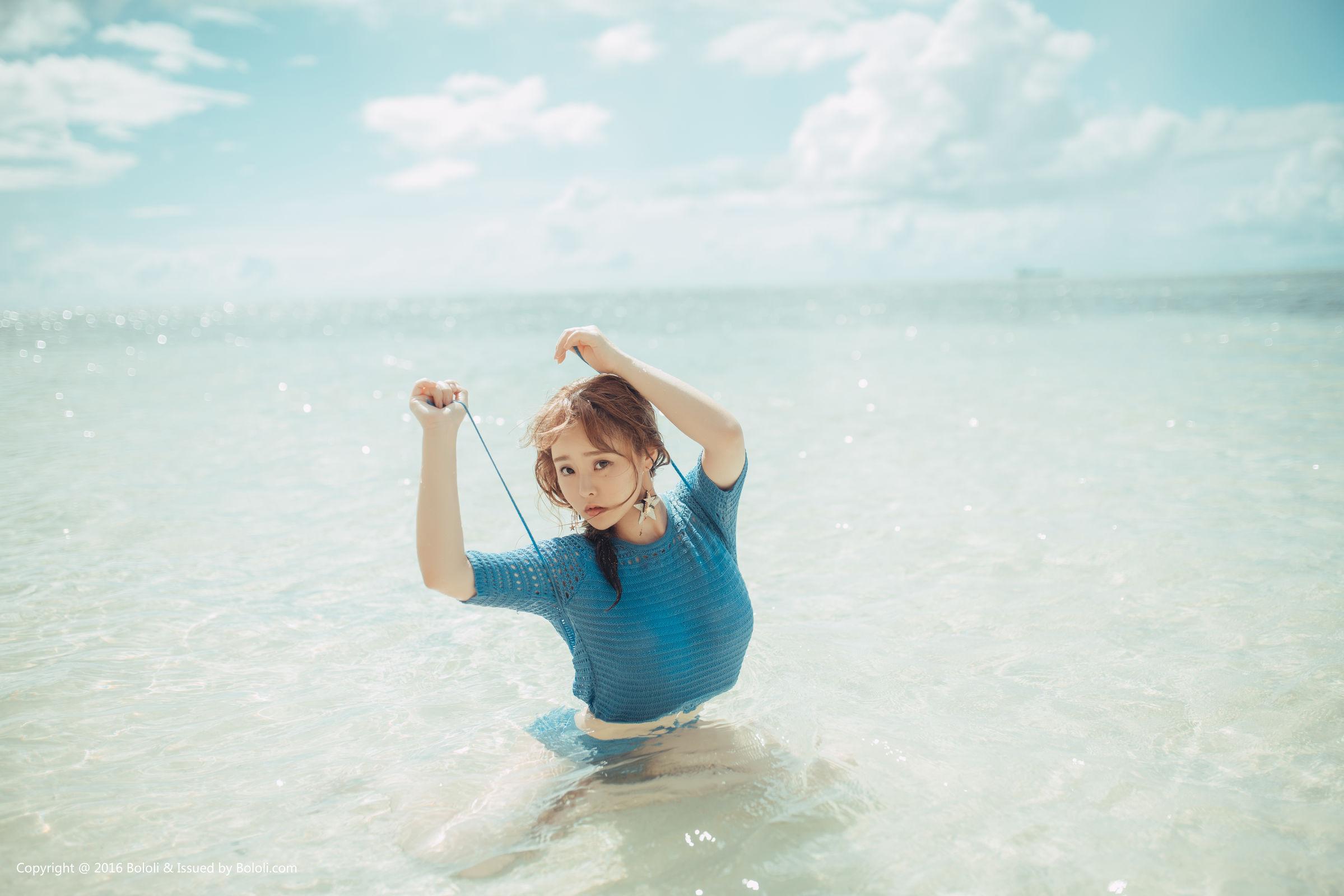 柳侑绮 - 夏日风情