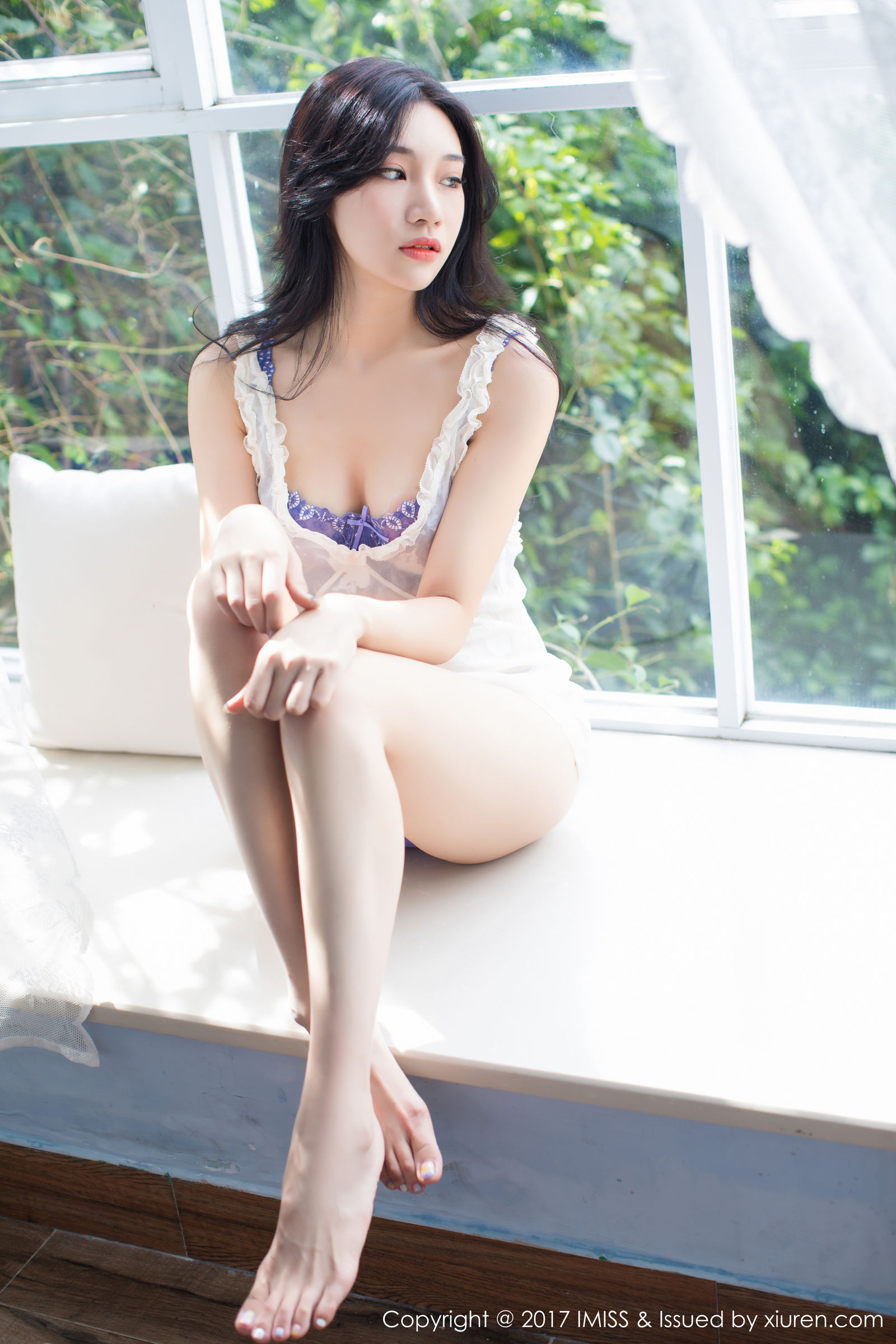 小狐狸Sica - 丝袜美腿写真~