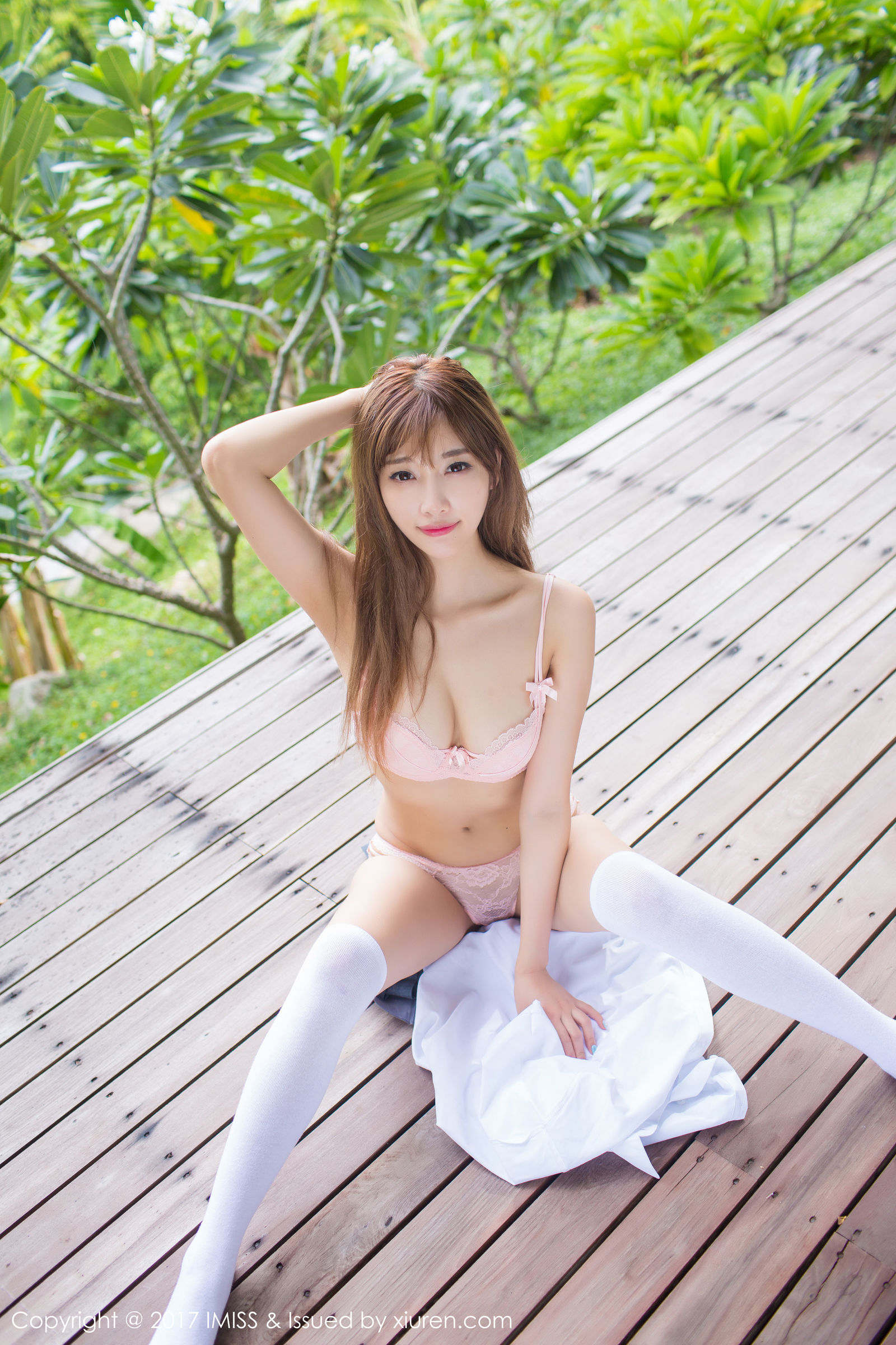 杨晨晨sugar~室外校服系列