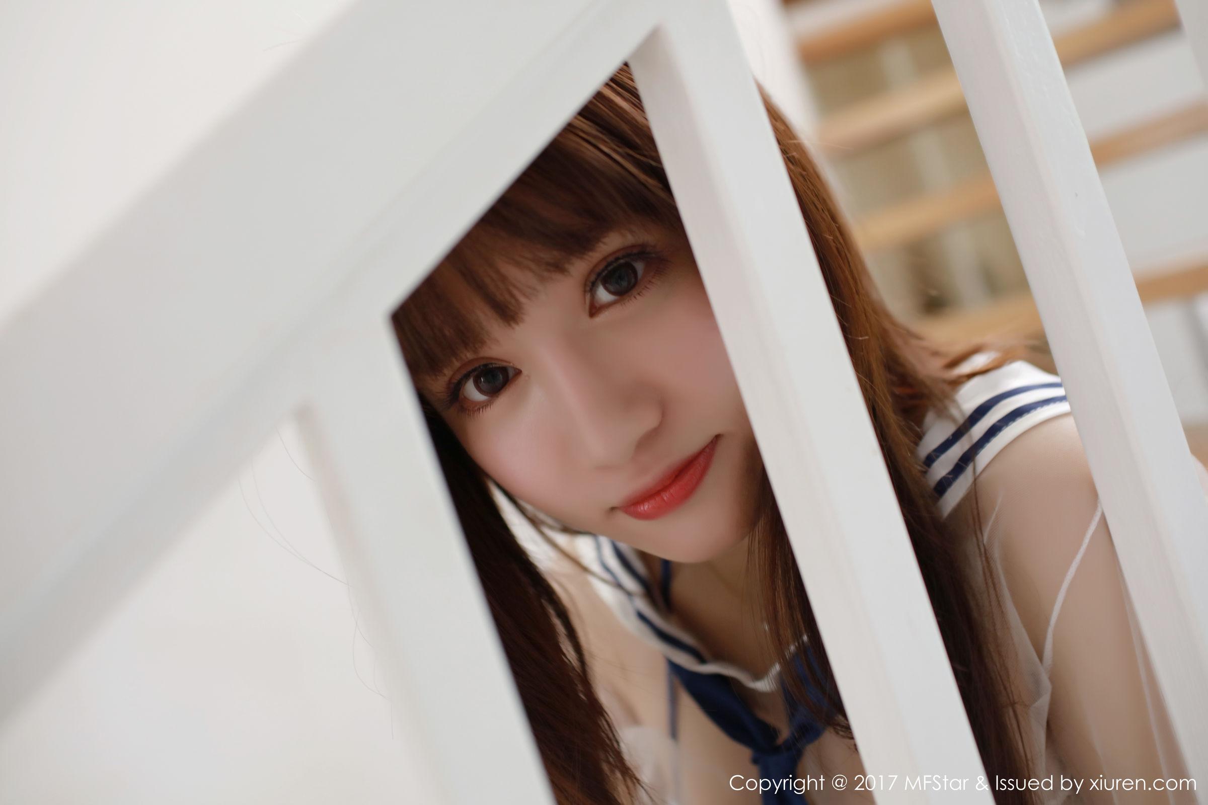 K8傲娇萌萌Vivian - 性感肚兜+半透比基尼