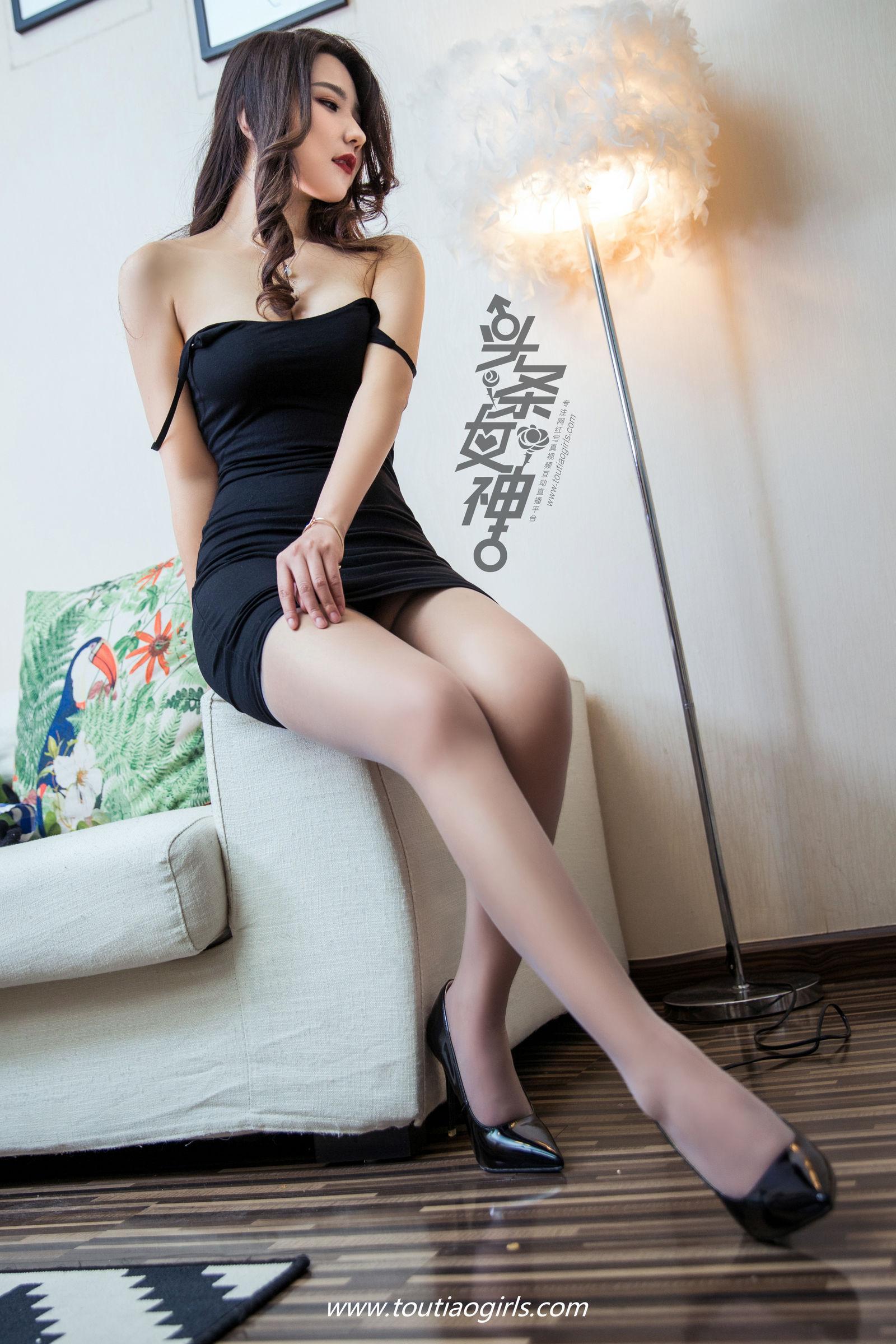 御姐女神@小唐嫣 - 蜜汁熟女 写真套图
