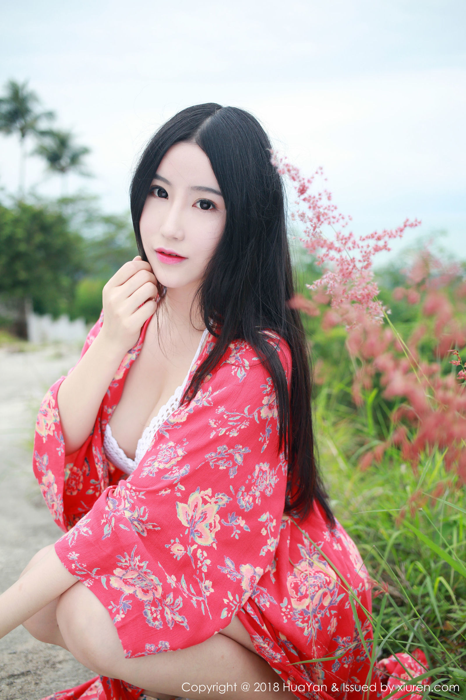 巨乳 谢芷馨Sindy泰国苏梅岛旅拍